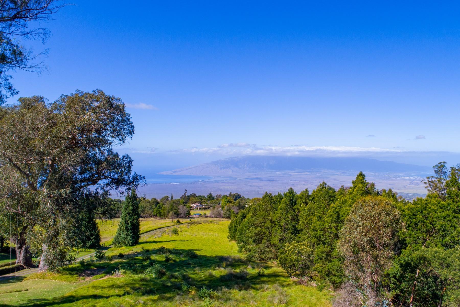 Single Family Homes 為 出售 在 Unique opportunity to acquire a part of Maui's rich history! 00 Kekaulike Avenue, Kula, 夏威夷 96790 美國