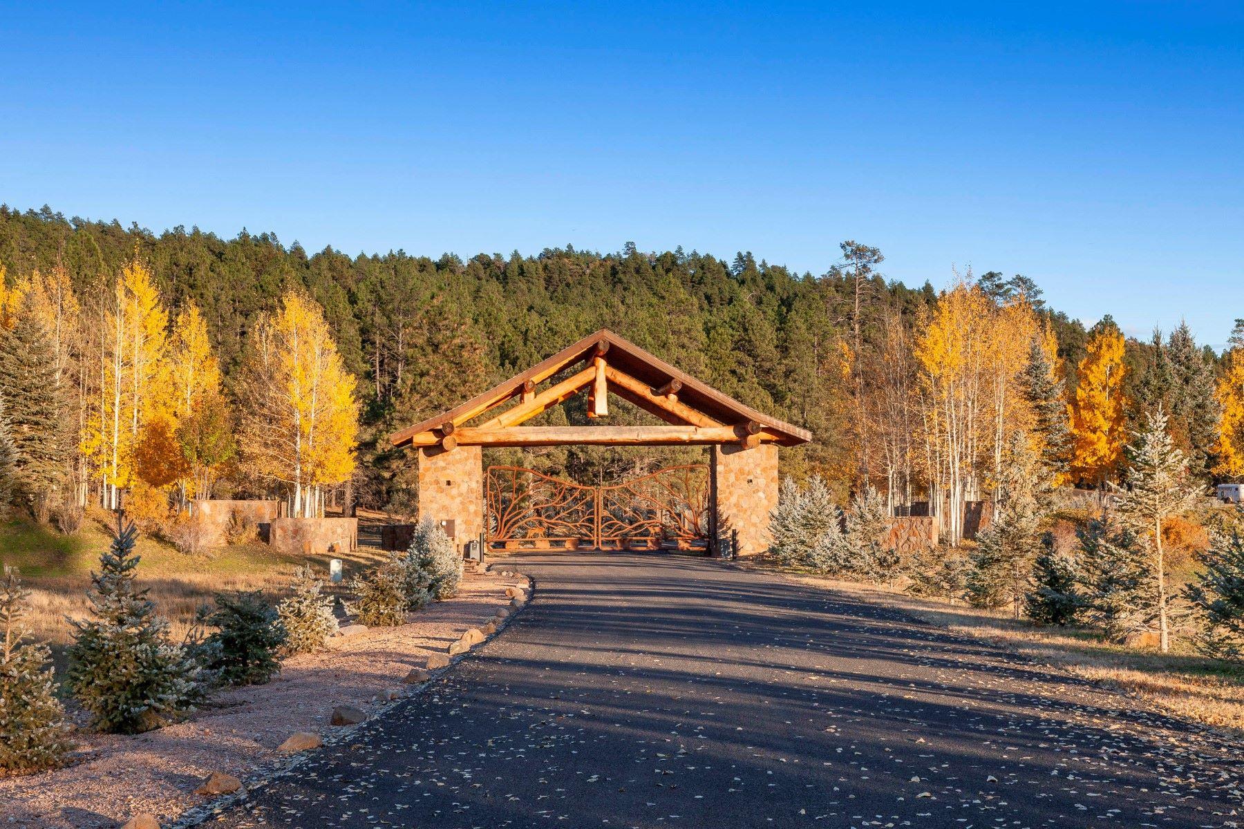 토지 용 매매 에 Foxboro Ranch Estates 405 E FOXBORO RD 1, Munds Park, 아리조나 86017 미국