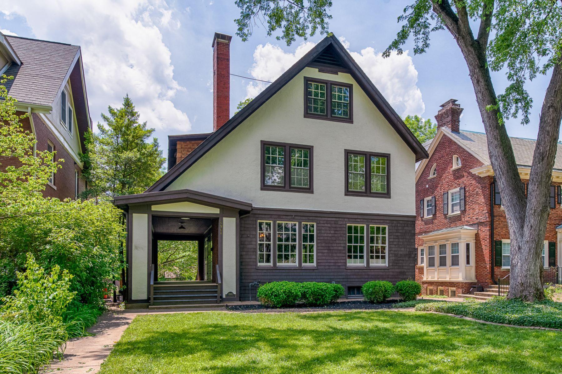 Single Family Home for Sale at Washington Ave 6904 Washington Avenue University City, Missouri 63130 United States