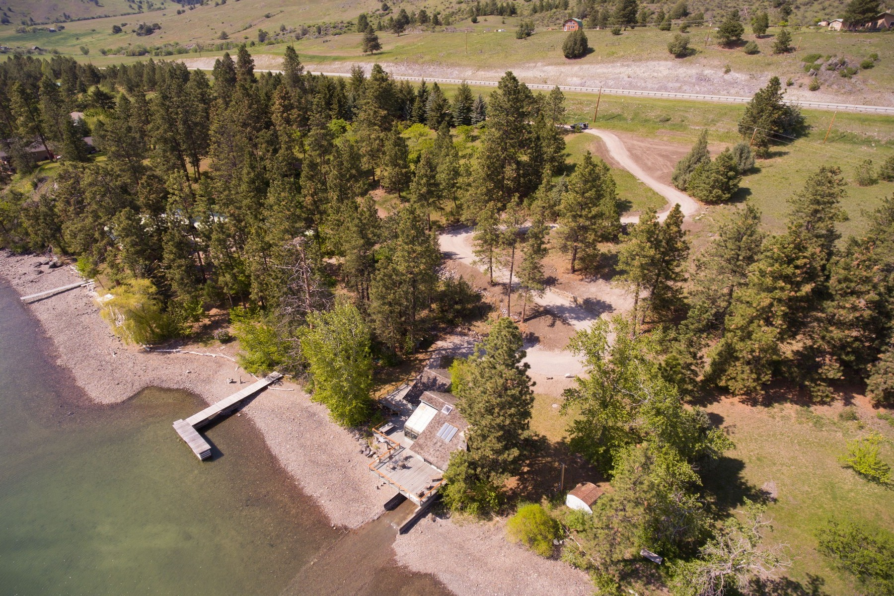 Additional photo for property listing at 41349 Browns Bay Ln , Dayton, MT 59914 41349  Browns Bay Ln Dayton, Montana 59914 United States