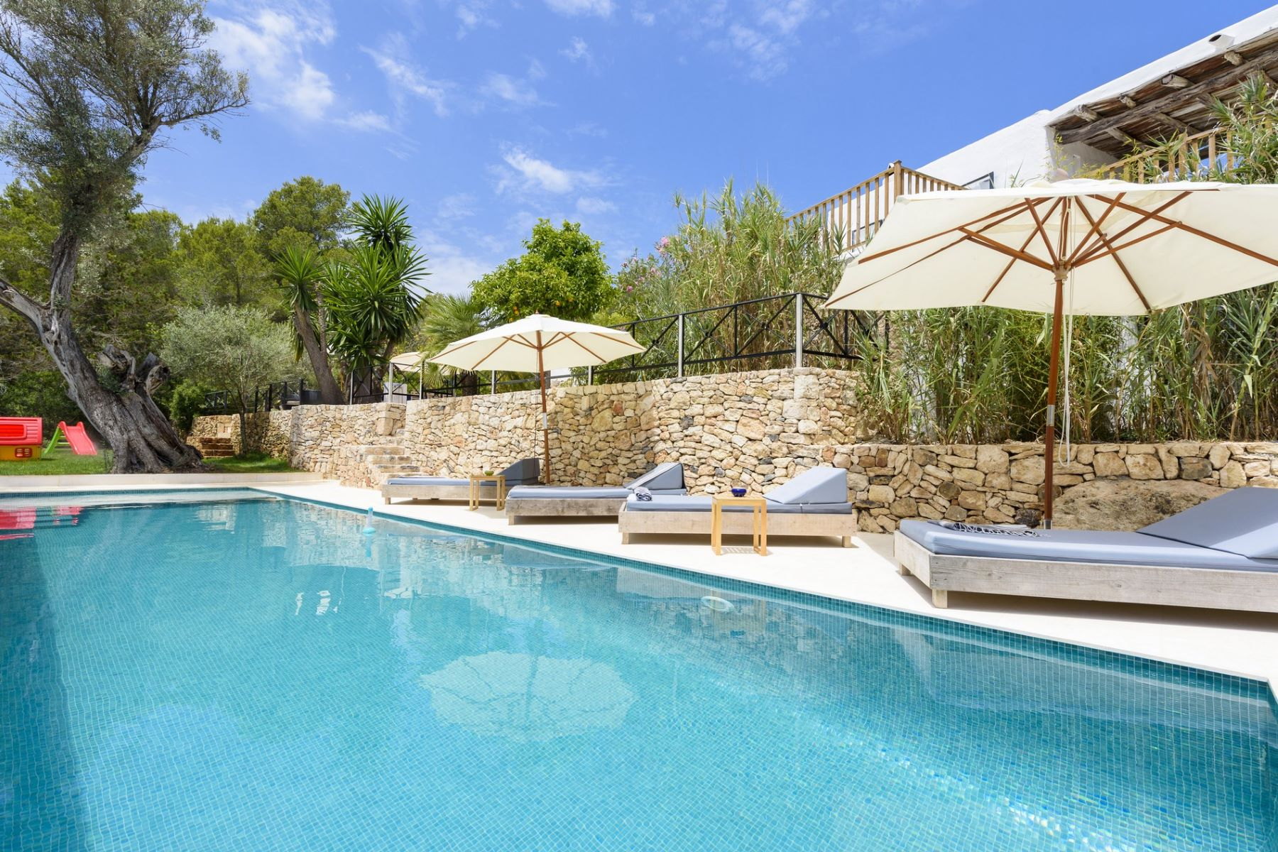Single Family Home for Rent at Charming Finca Completely Renovated San Antonio, Ibiza 07820 Spain