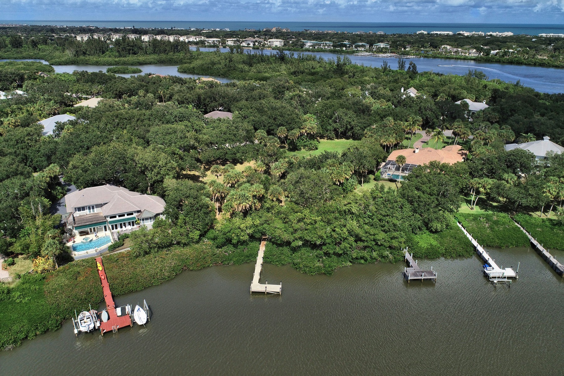 Property for Sale at Direct Riverfront With Dock 2545 Riverview Court Vero Beach, Florida 32963 United States