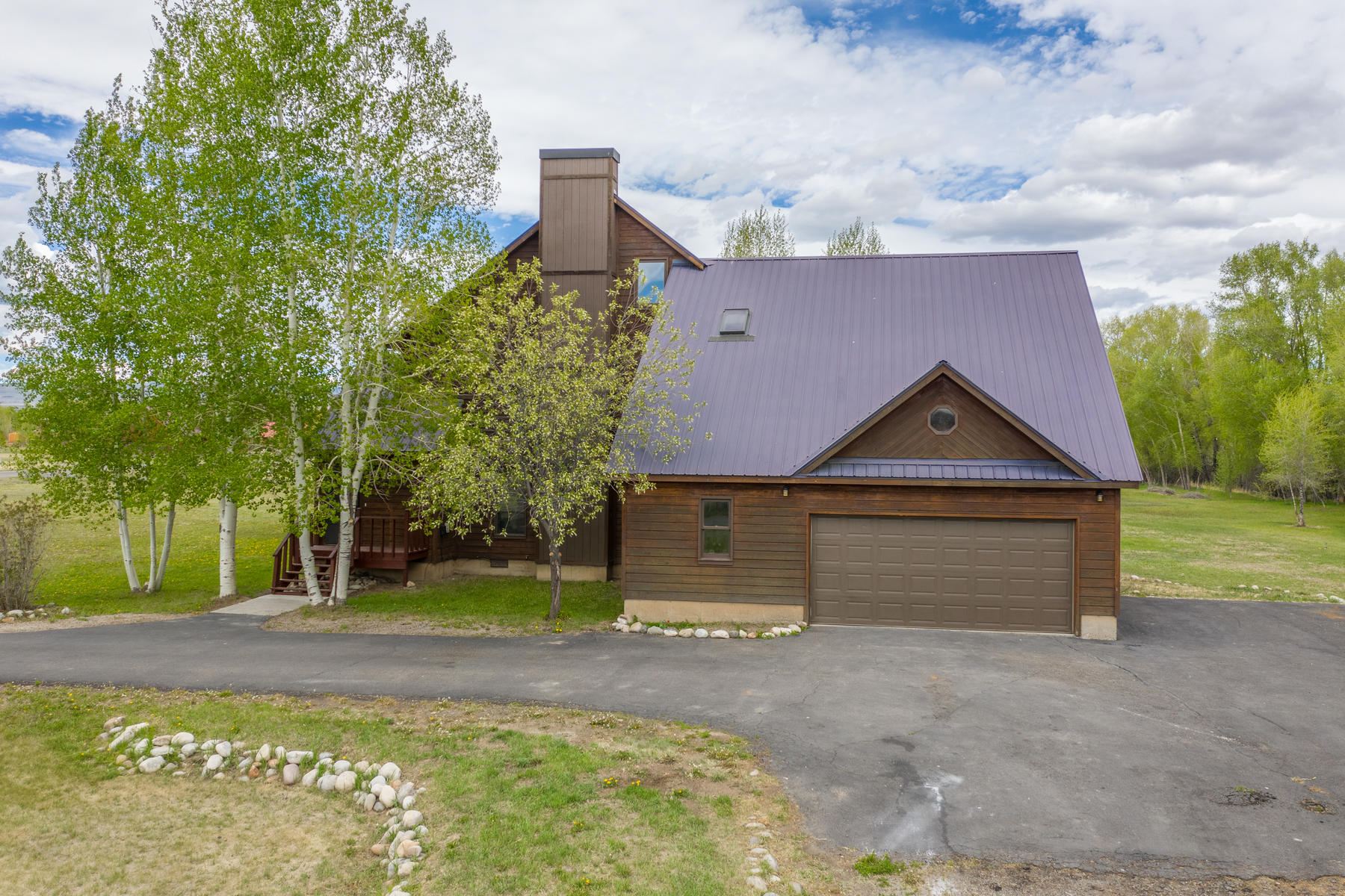 Single Family Homes for Sale at Wonderful Family Home in Exceptional Location 18 Mallard Point Drive Gunnison, Colorado 81230 United States