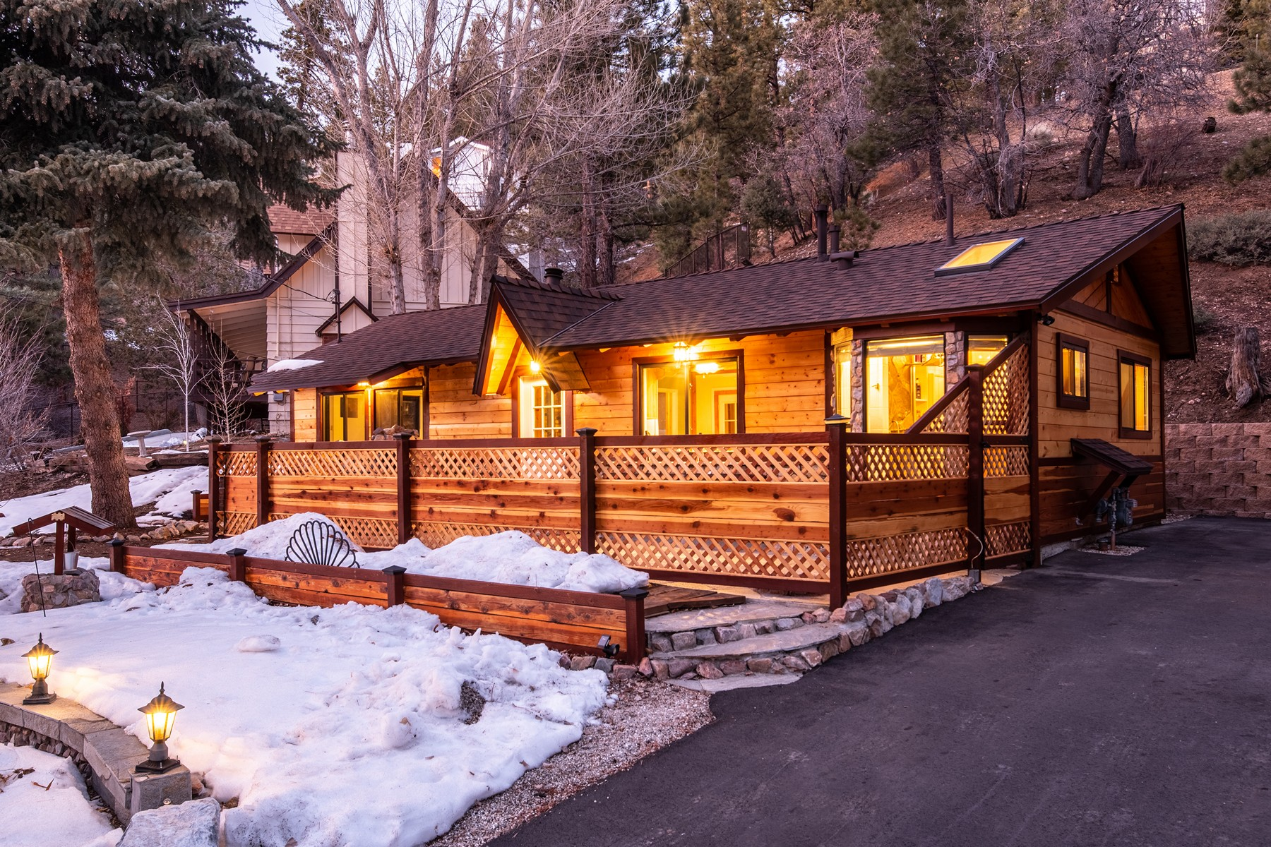 Single Family Homes for Sale at 43336 Sheephorn Road, Big Bear Lake, California 92315 43336 Sheephorn Road Big Bear Lake, California 92315 United States