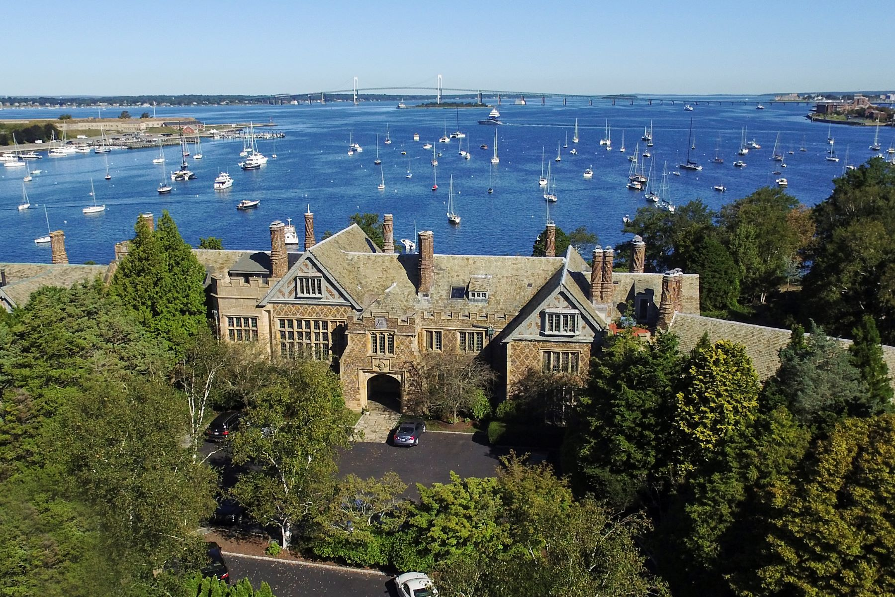 Condominiums for Sale at Bonniecrest 111 Harrison Avenue M-12 Newport, Rhode Island 02840 United States