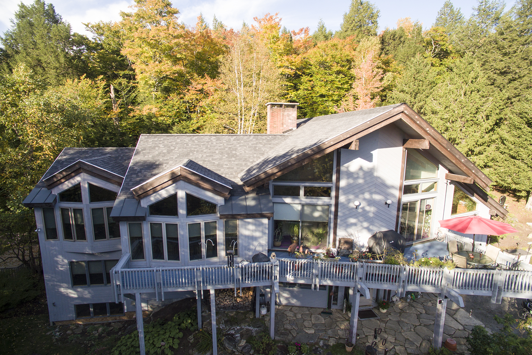 Single Family Home for Sale at 50 Stratton View Road, Winhall 50 Stratton View Rd Winhall, Vermont 05340 United States