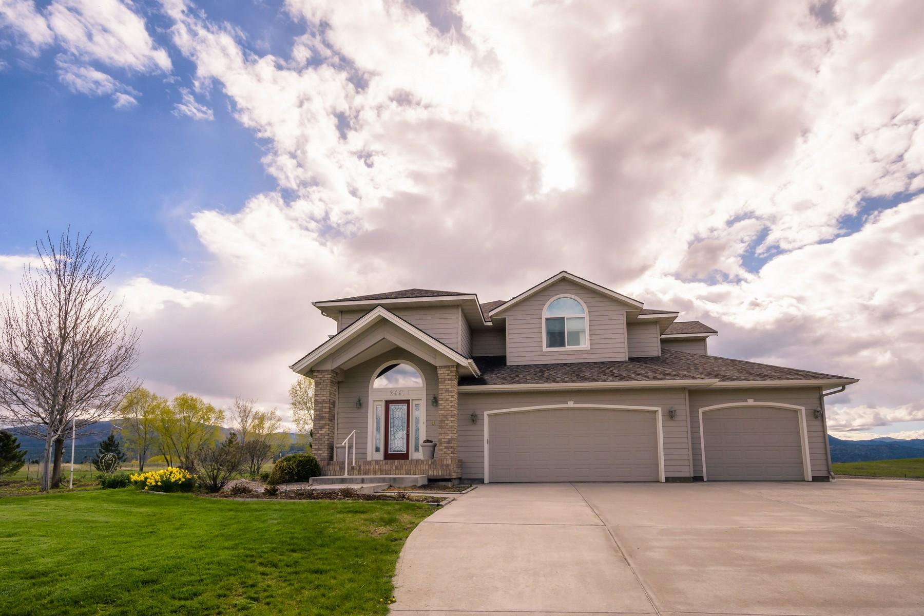 独户住宅 为 销售 在 2661 Peregrine Loop , Missoula, MT 59808 2661 Peregrine Loop 米苏拉, 蒙大拿州, 59808 美国