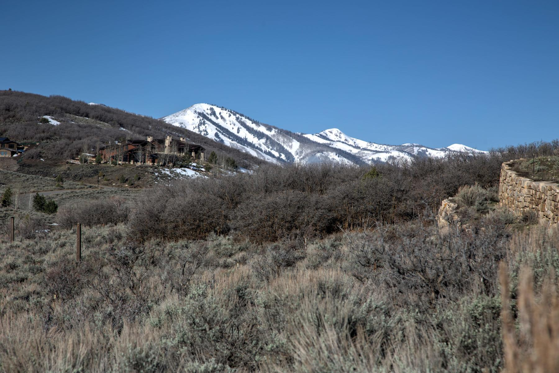 Land for Sale at Right On The Golf Course with views of Deer Valley and Park City 3480 Still Branch Ct Kamas, Utah 84036 United States