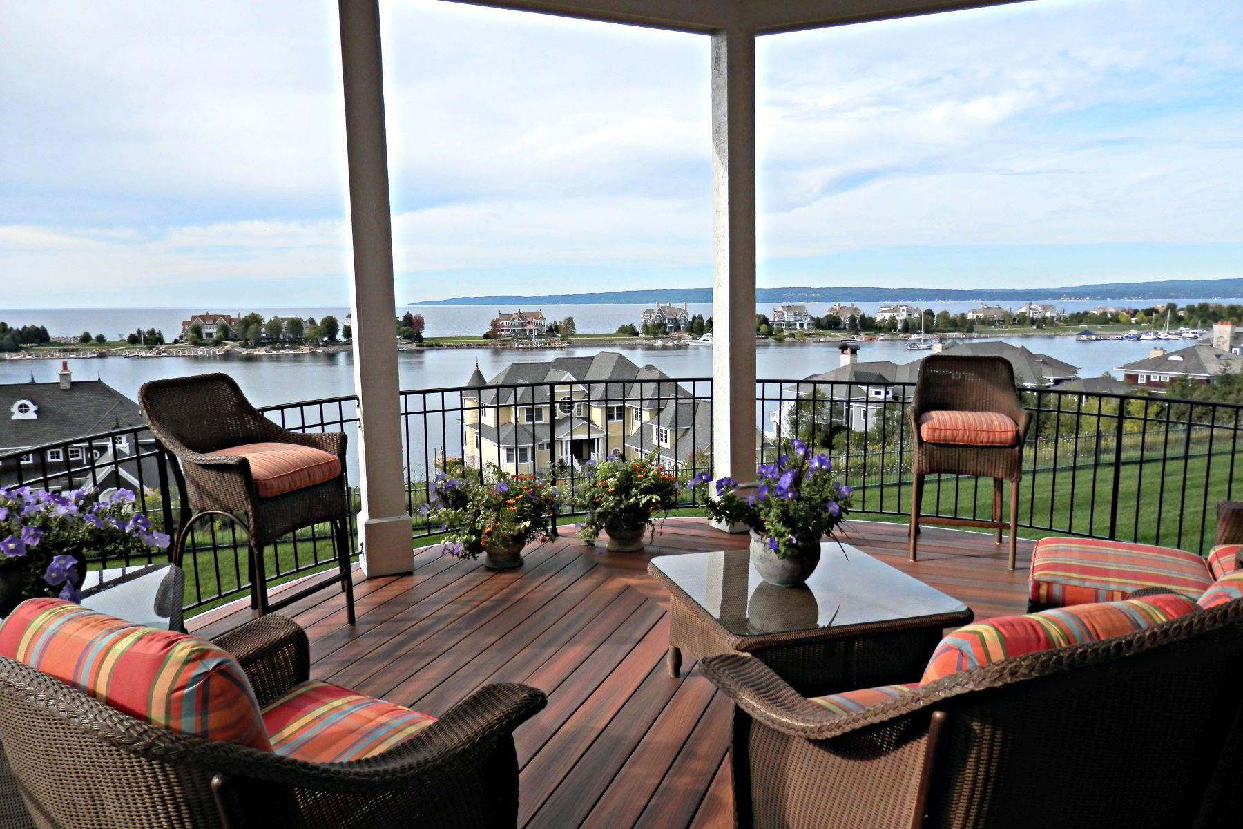 Condominium for Sale at Harborview Ridge, Unit 35 4140 Harborview Ridge, Bay Harbor, Michigan, 49770 United States