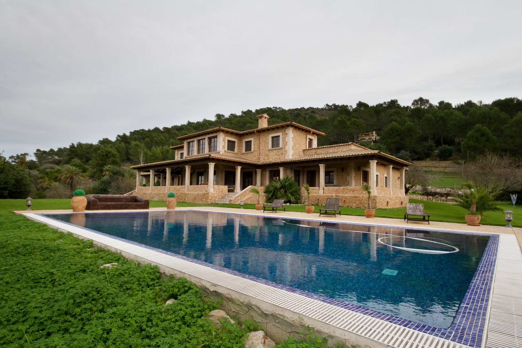 Multi-Family Home for Sale at Newly Built Mallorquin Style Finca Inca, Mallorca, 07300 Spain