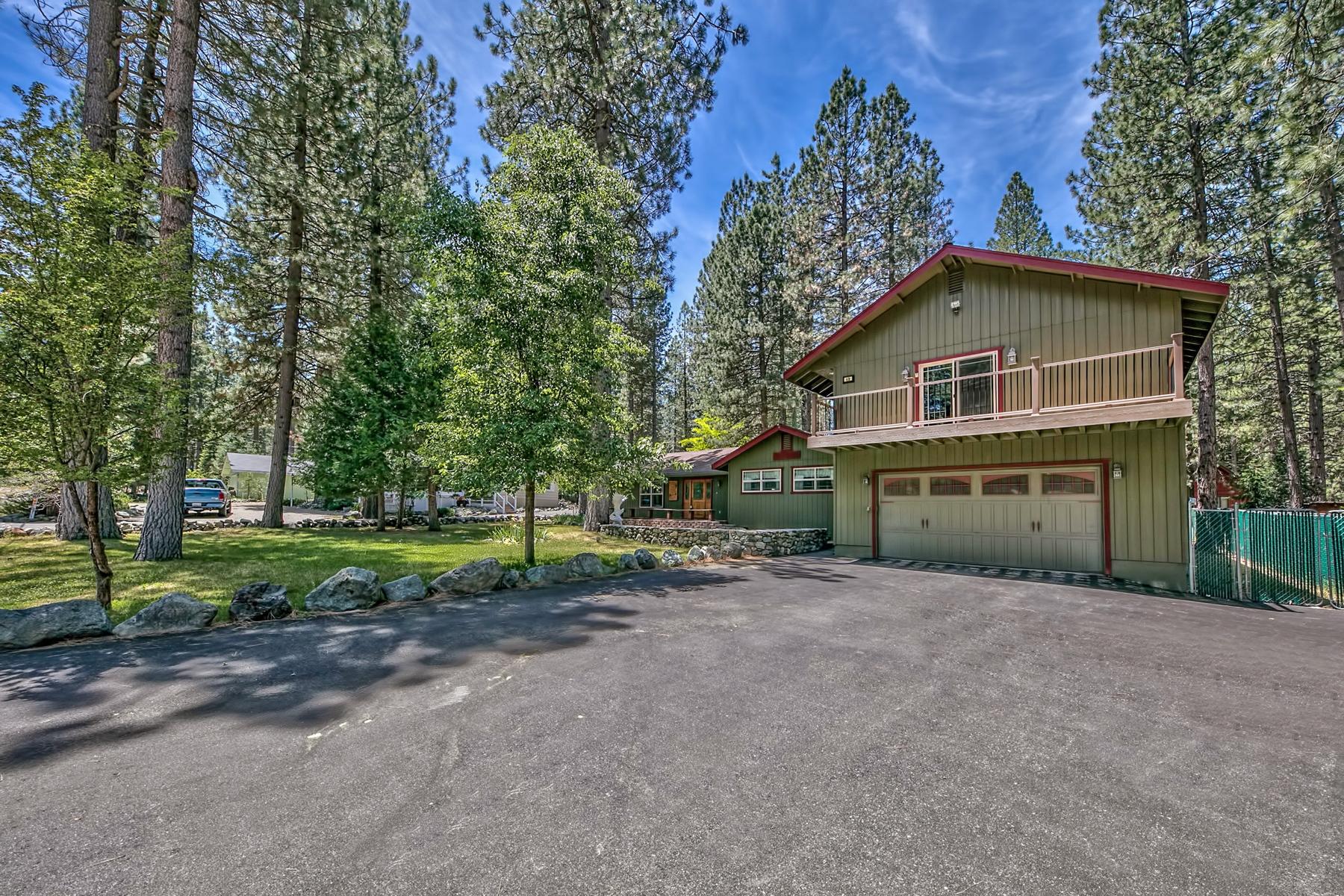 独户住宅 为 销售 在 49 Korominu Trail, Graeagle, CA 49 Korominu Trail Graeagle, 加利福尼亚州 96103 美国