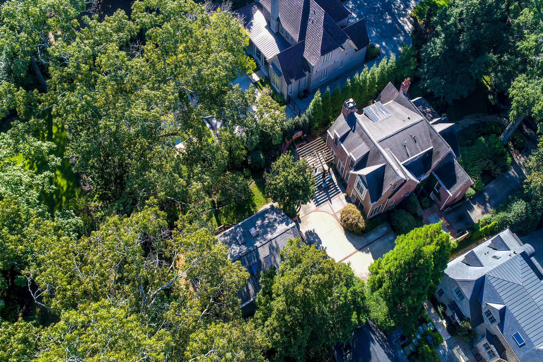 Single Family Home for Sale at Renovated And Expanded Brookhaven Traditional 1056 Stovall Boulevard Atlanta, Georgia 30319 United States
