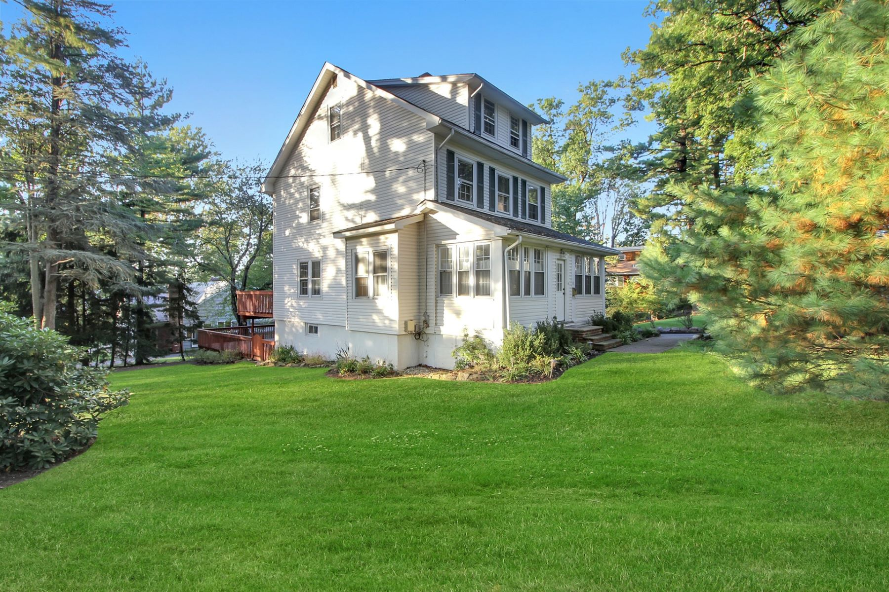 Single Family Homes por un Venta en Rare Short Hills Opportunity 181 White Oak Ridge Road Short Hills, Nueva Jersey 07078 Estados Unidos