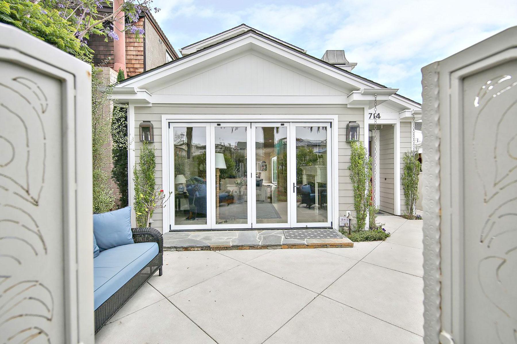 独户住宅 为 销售 在 714 Marguerite 科罗娜, 加利福尼亚州, 92625 美国
