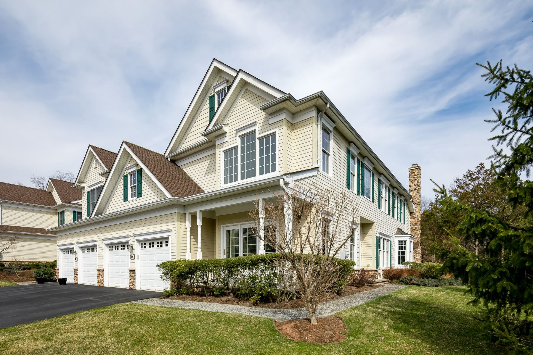 townhouses for Sale at Crossroads at Oldwick 1104 Farley Road Tewksbury Township, New Jersey 08889 United States