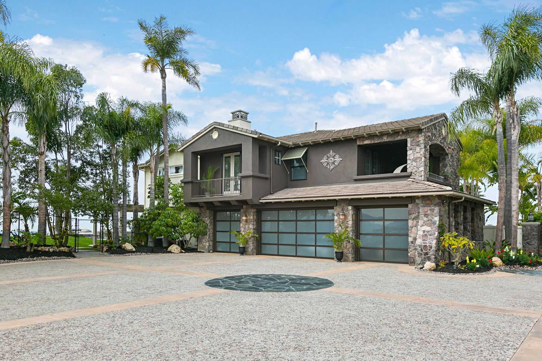 Single Family Home for Sale at 6039 Villa Medi ci 6039 Villa Medici Bonsall, California 92003 United States