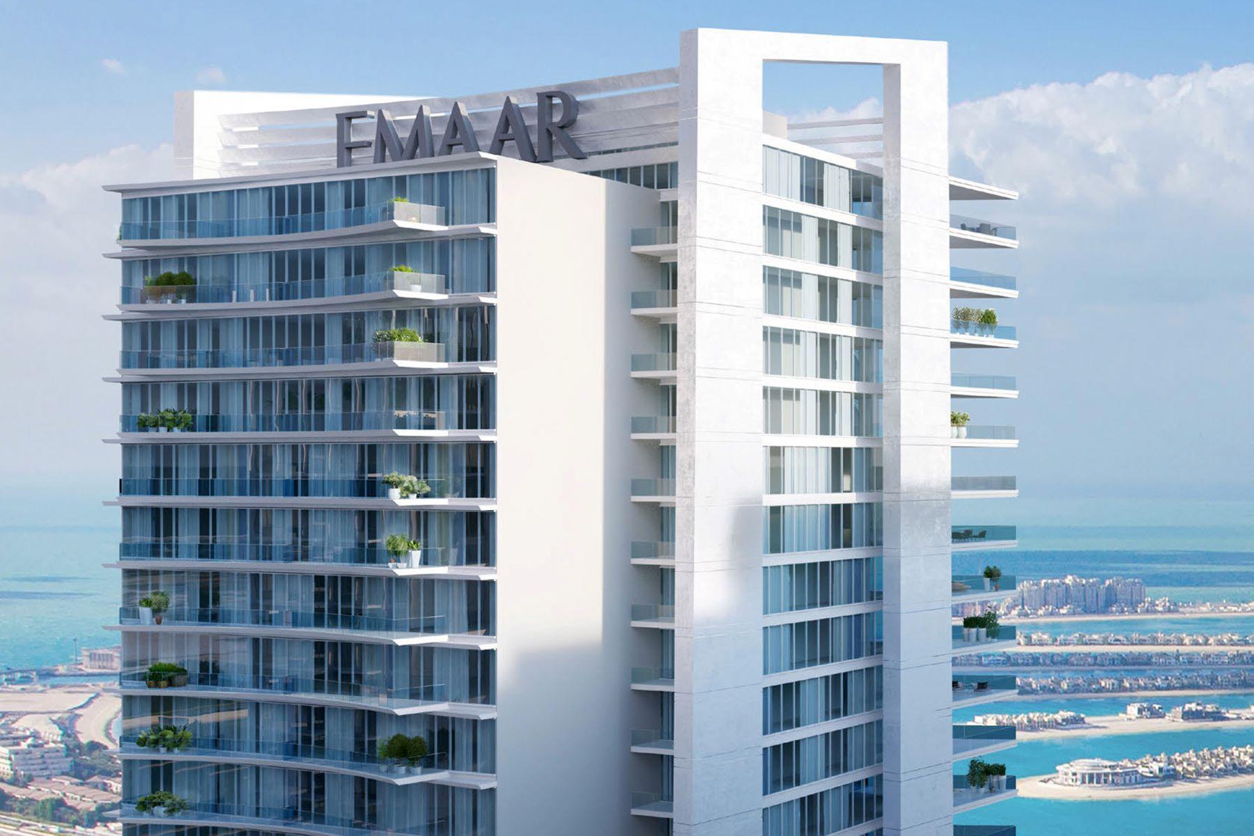 Apartment for Sale at Tower 2 Beach Vista 3 Bedroom Full Sea Views Dubai Harbour Beach Vista Tower 2 Dubai, Dubai 00000 United Arab Emirates