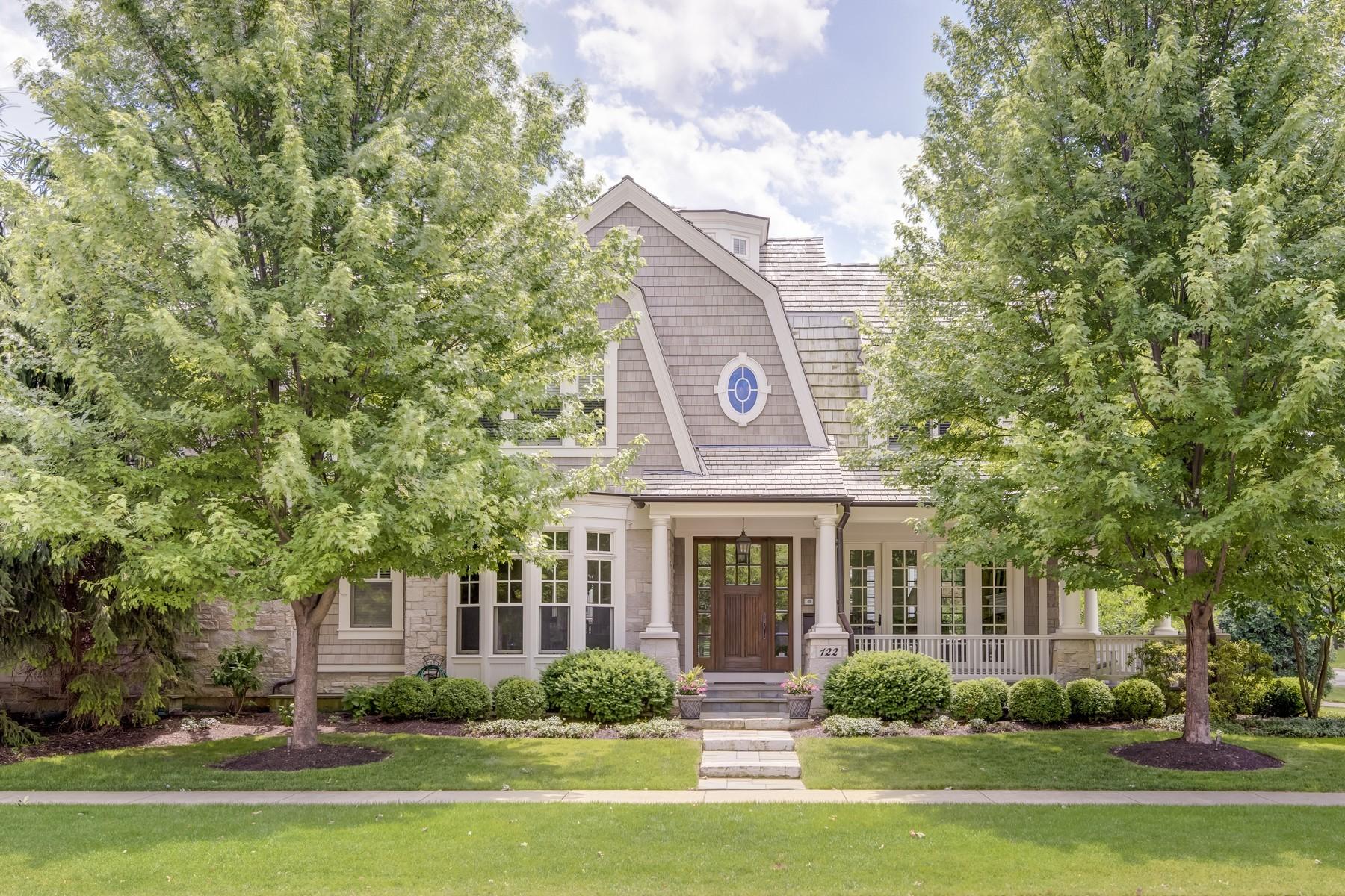 Villa per Vendita alle ore 122 West North, Hinsdale 122 West North Street Hinsdale, Illinois, 60521 Stati Uniti