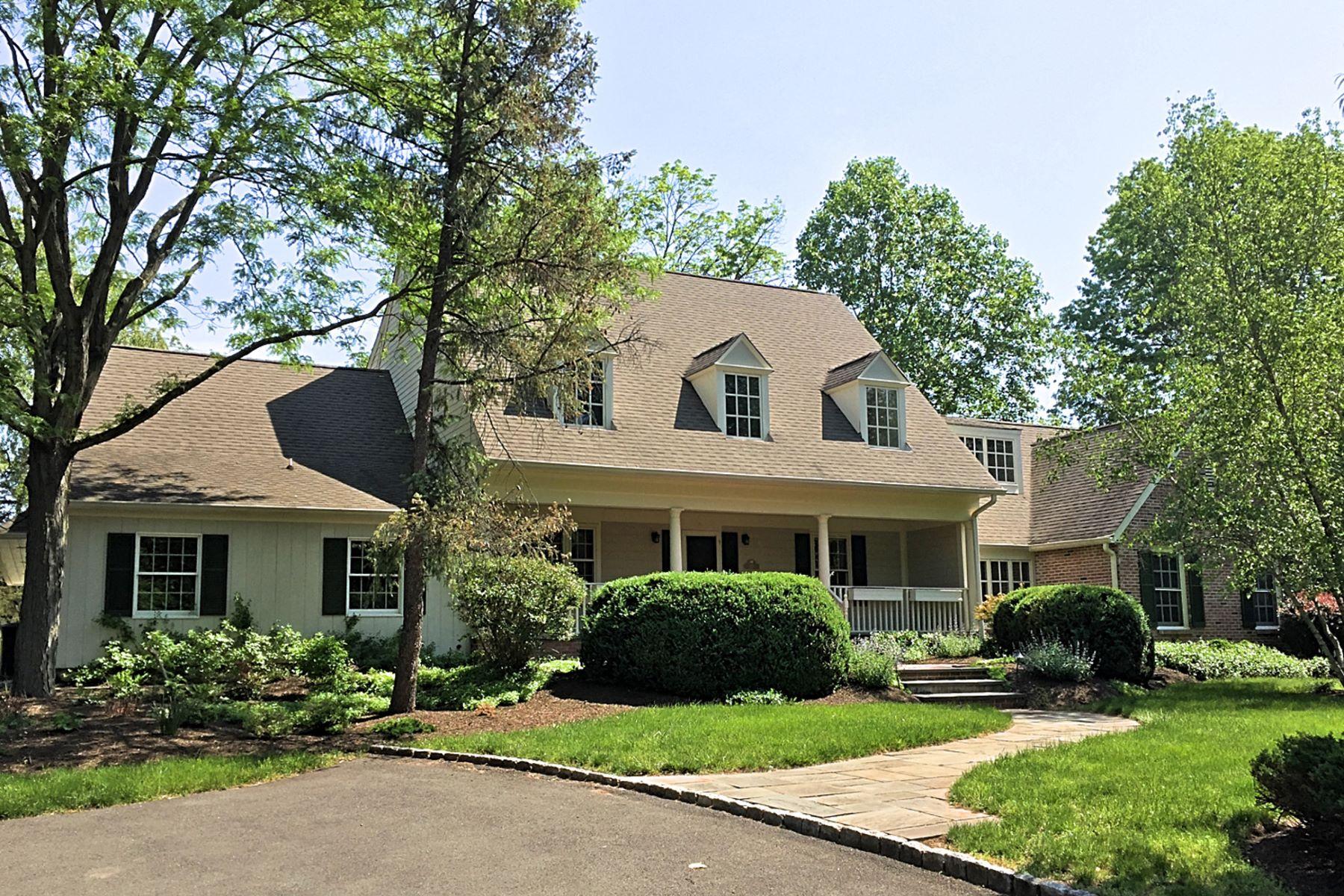 Nhà ở một gia đình vì Bán tại A Fantastic Value With A Vast Amount Of Space - Montgomery Township 121 Cherry Brook Drive Princeton, New Jersey, 08540 Hoa Kỳ