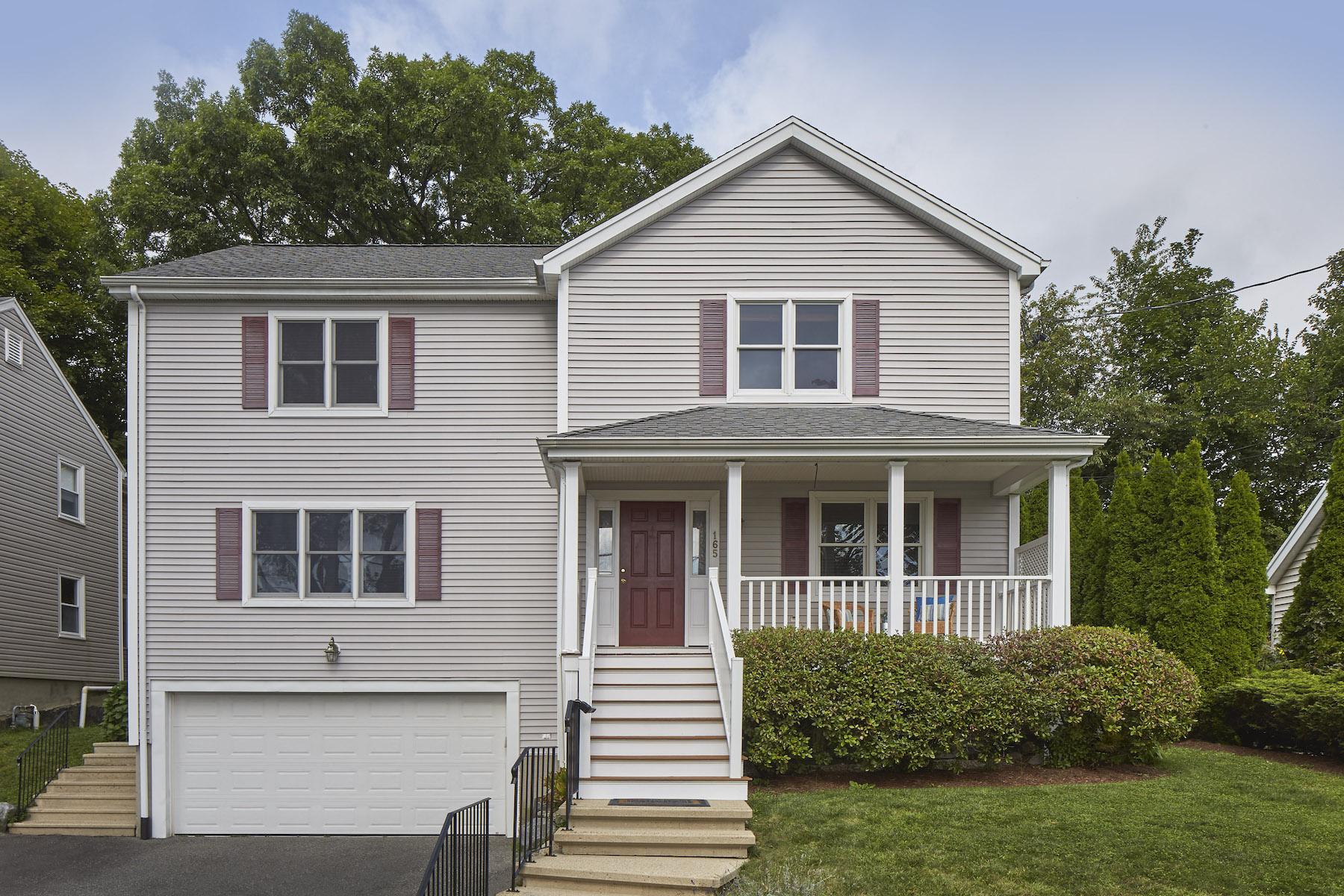 Single Family Homes por un Venta en 165 Scituate Street 165 Scituate St Arlington, Massachusetts 02476 Estados Unidos