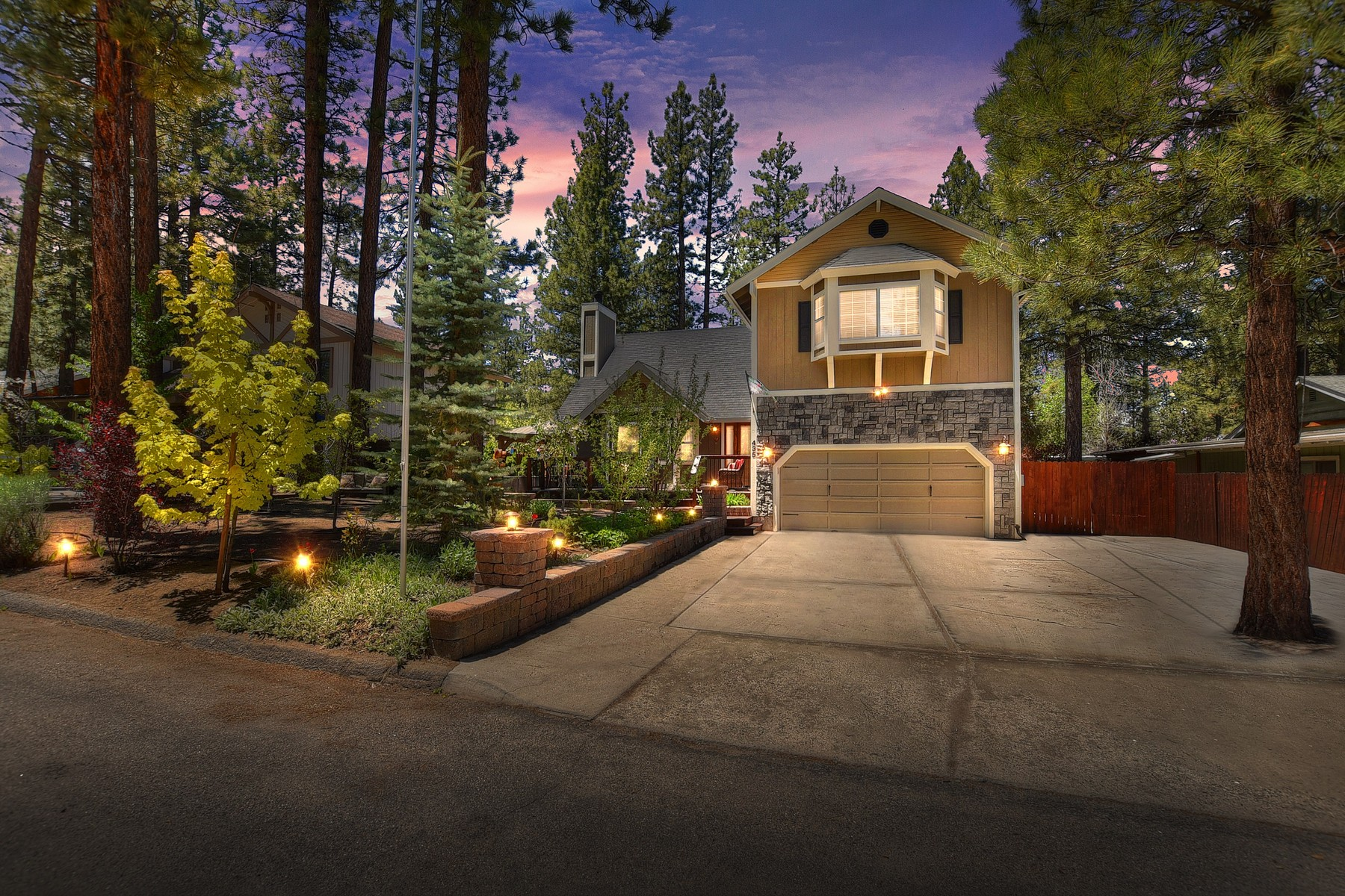 Single Family Homes for Active at Big Bear City, California 92314 435 Belmont Drive Big Bear City, California 92314 United States