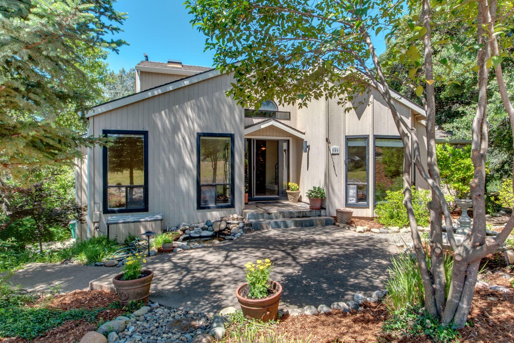 Single Family Home for Sale at 650 Canyon Oak Court El Dorado Hills, California 95762 United States