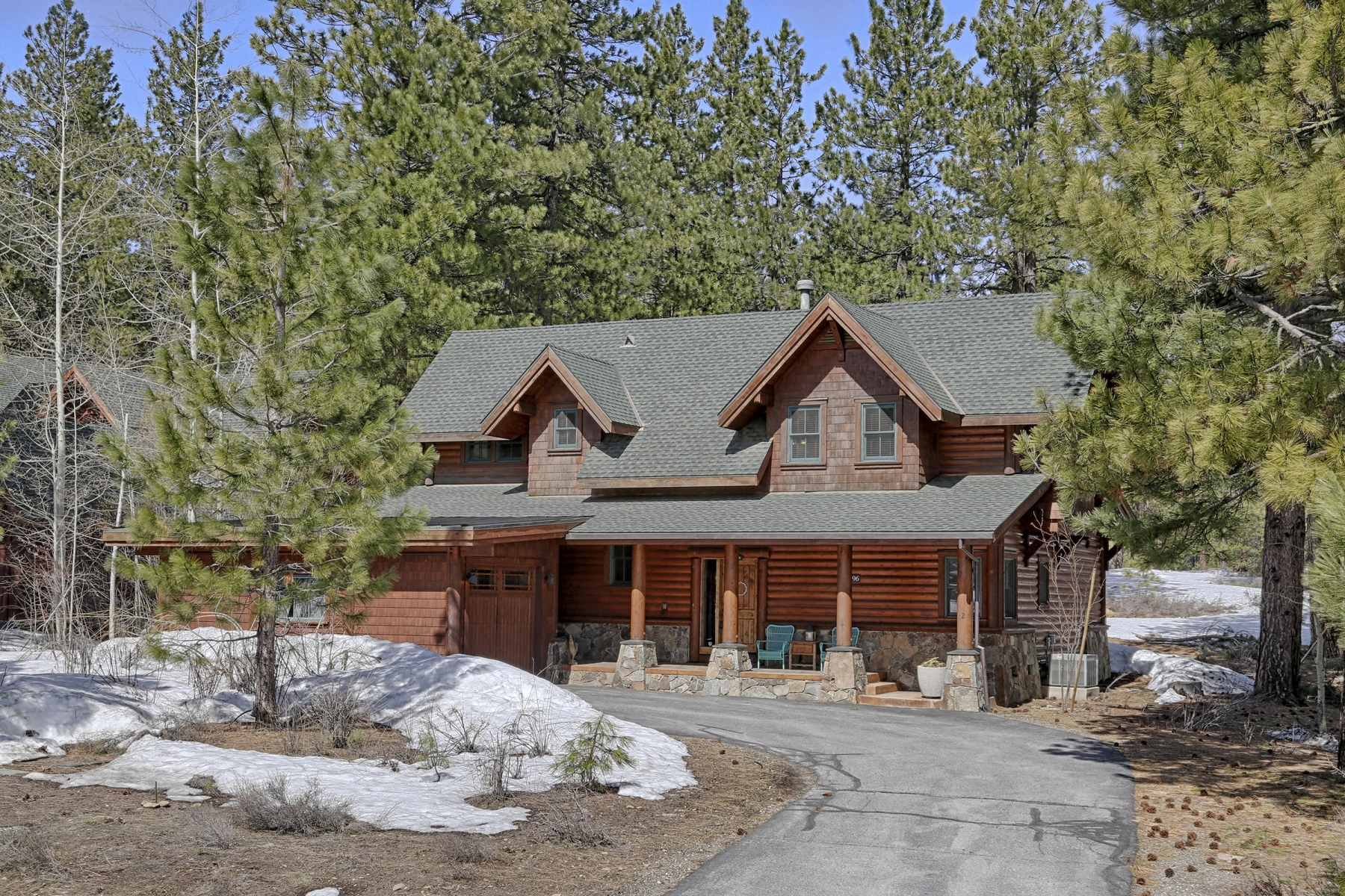 Single Family Home for Active at 12296 Fairway Drive, Truckee, California 96161 Truckee, California 96161 United States