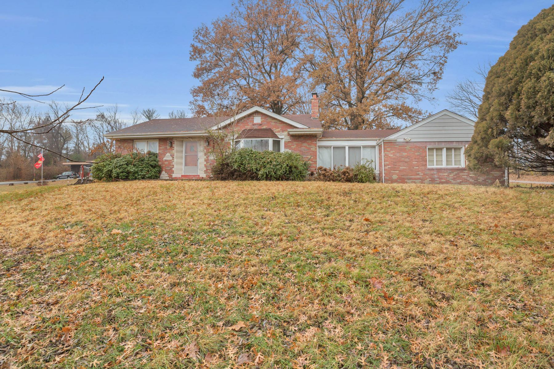 Single Family Home for Sale at Halls Ferry Rd 10361 Halls Ferry Rd St. Louis, Missouri 63136 United States