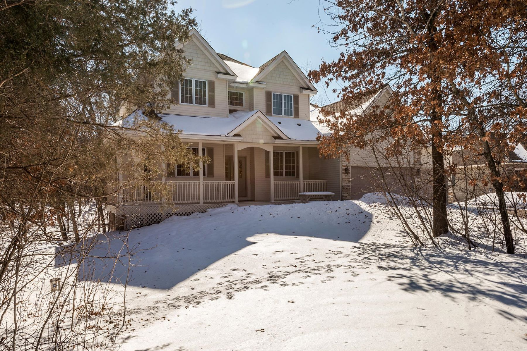 Single Family Home for Sale at 4920 170th Avenue NW Andover, Minnesota, 55304 United States