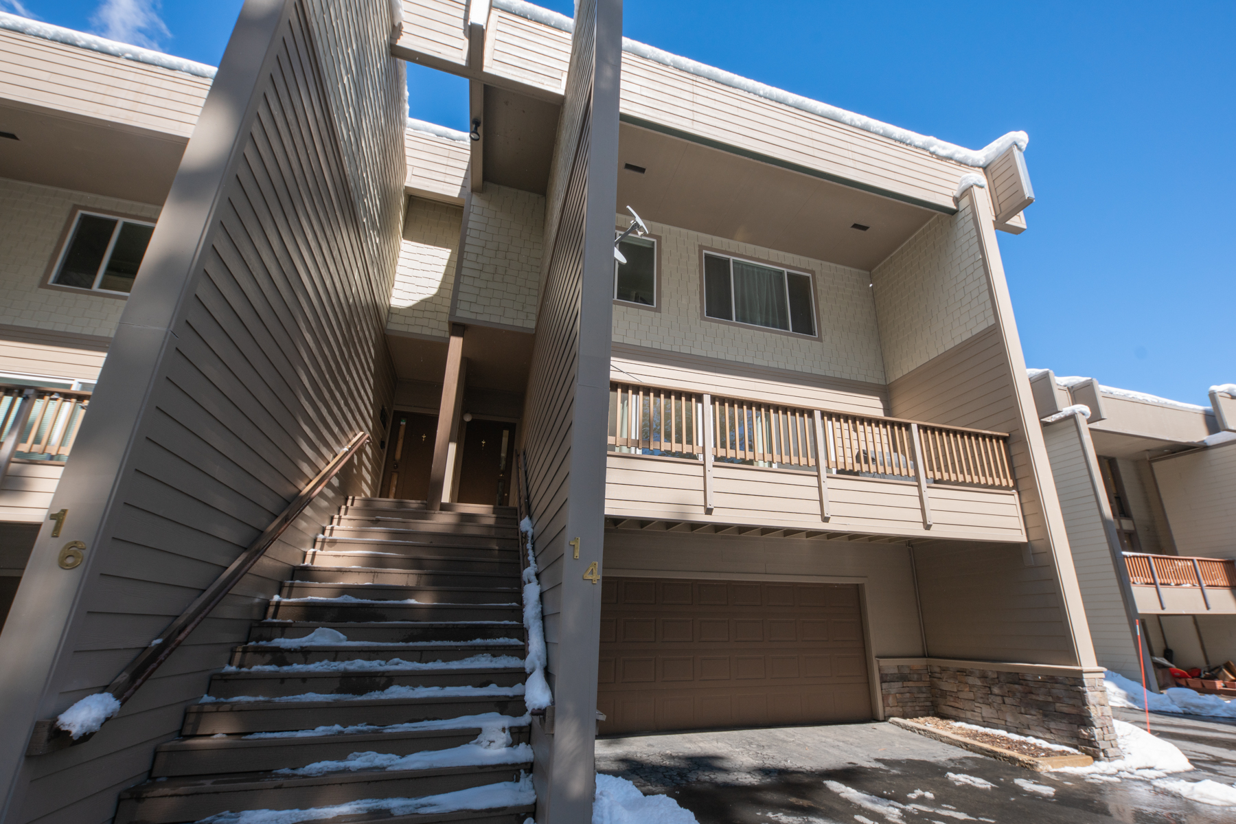 Additional photo for property listing at Village Center Condo by Beach 759 Mays Boulevard #14 Incline Village, Nevada 89451 United States