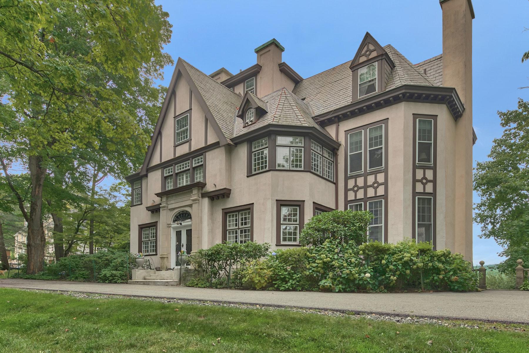 Single Family Homes for Active at Van Buren House 24 Tower Hill Road E Tuxedo Park, New York 10987 United States