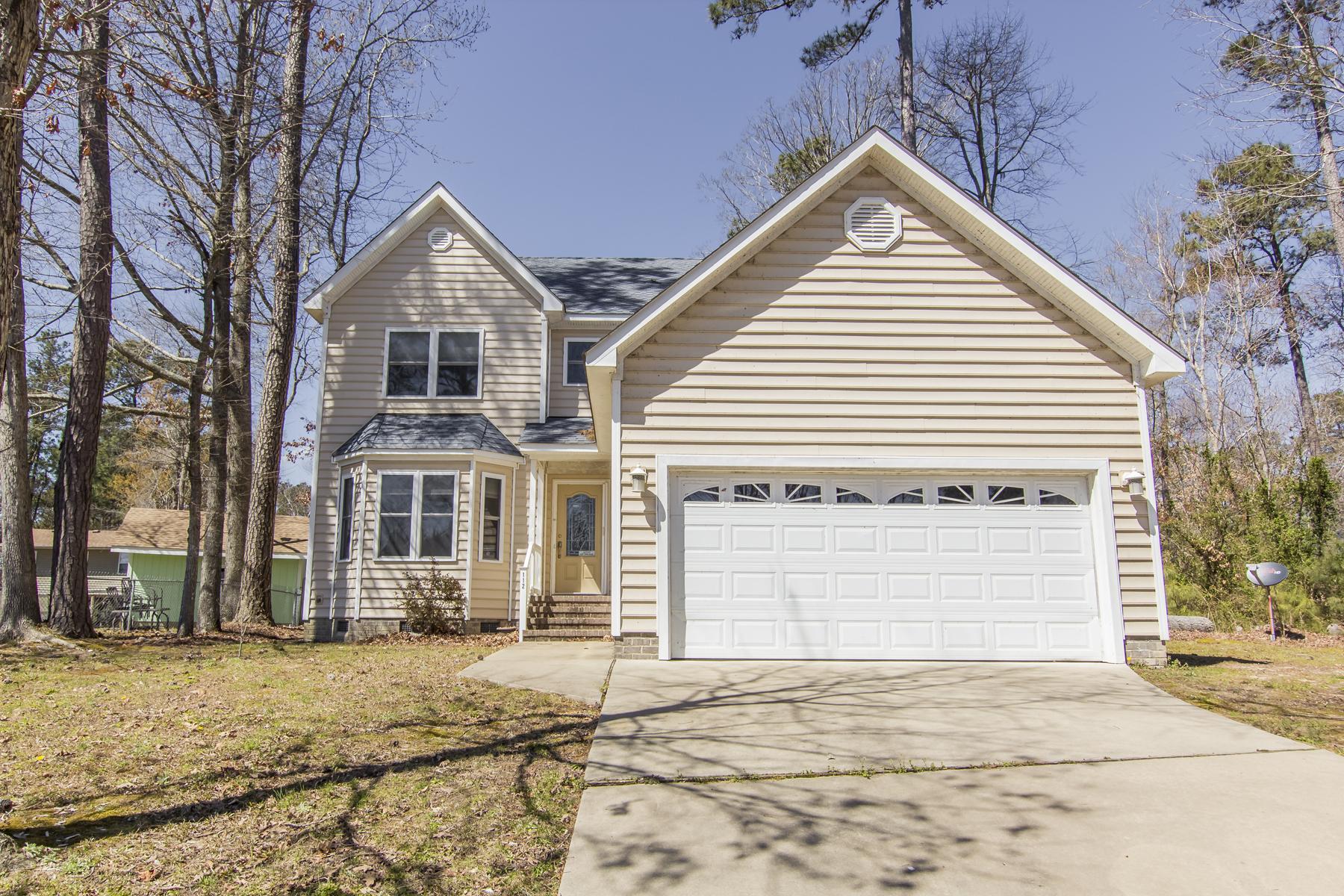 Nhà ở một gia đình vì Bán tại Snug Harbor 112 Cherokee Trl Hertford, Bắc Carolina, 27944 Hoa Kỳ