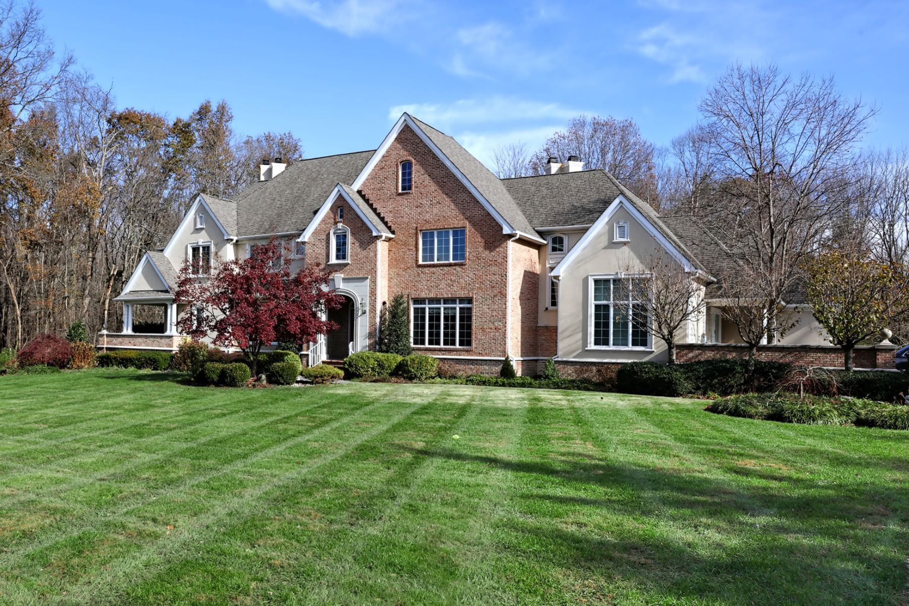 Single Family Home for Rent at Wonderfully Private 7 Coach Lane, Lambertville, New Jersey 08530 United StatesMunicipality: Hopewell Township
