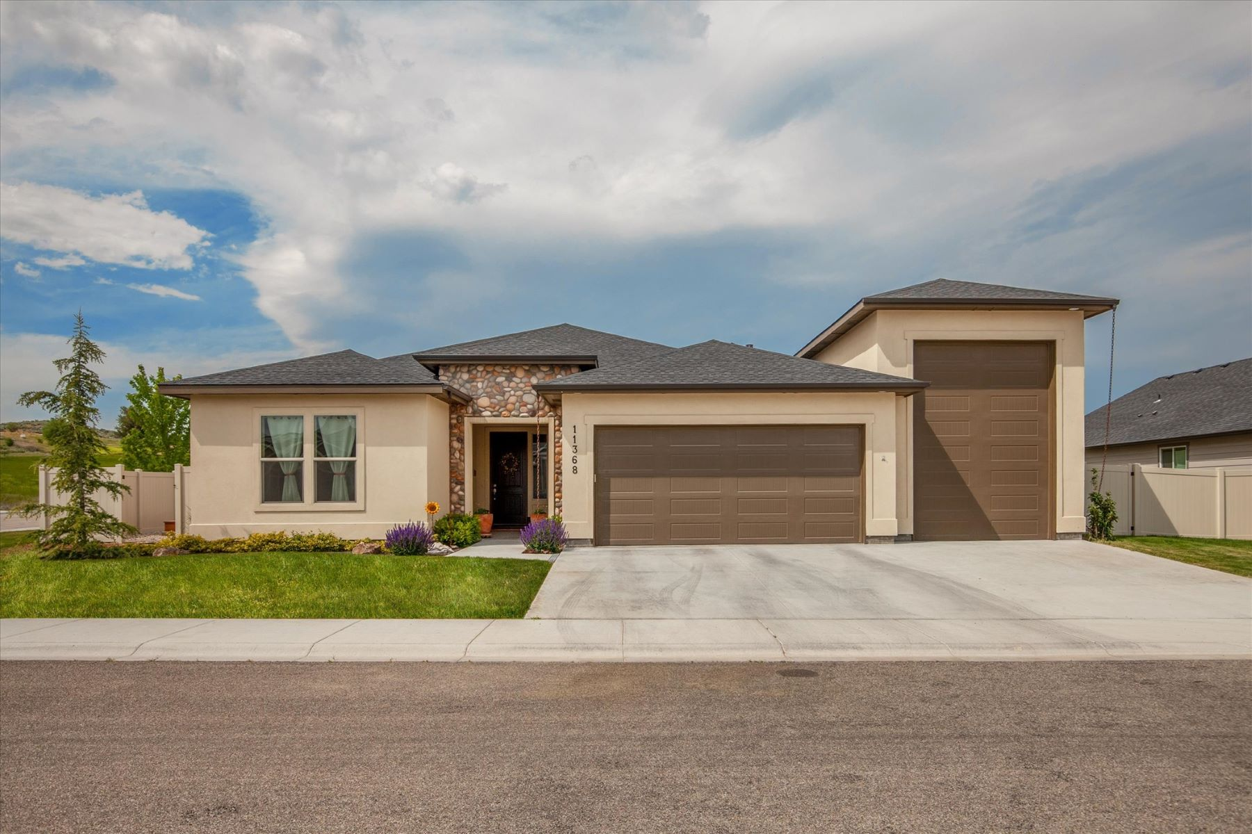 Single Family Home for Active at 11368 Wild Aster St, Star 11368 Wild Aster St Star, Idaho 83669 United States