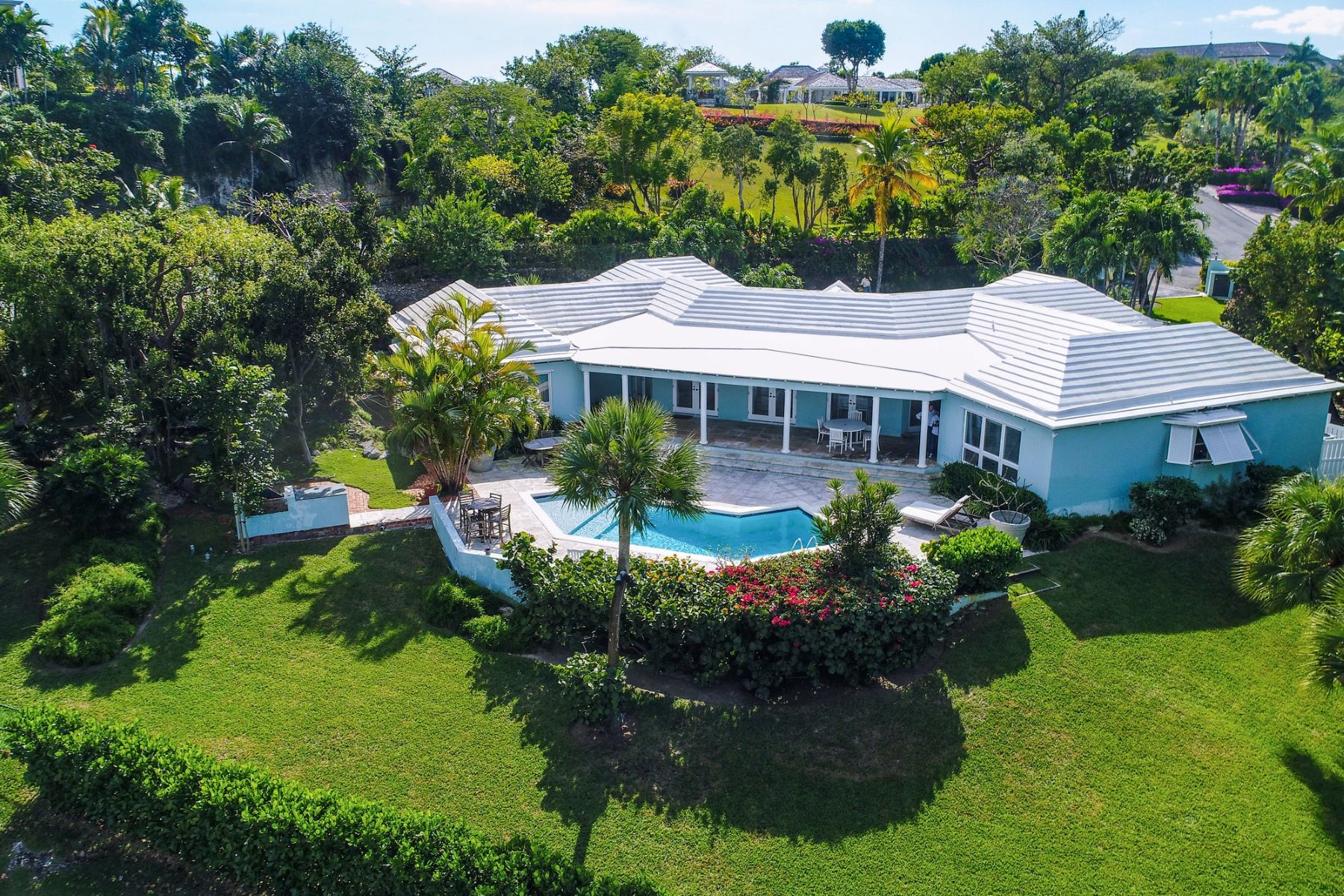 Single Family Home for Sale at Blue House Lyford Cay, Nassau And Paradise Island Bahamas