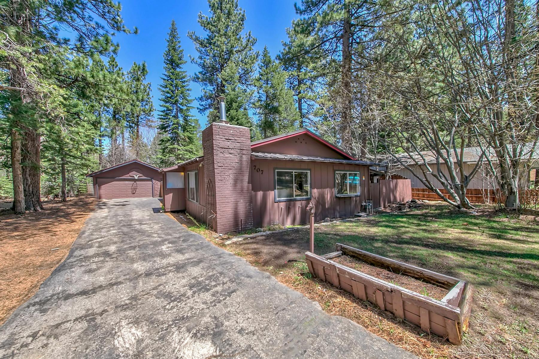 Propriété à vendre South Lake Tahoe