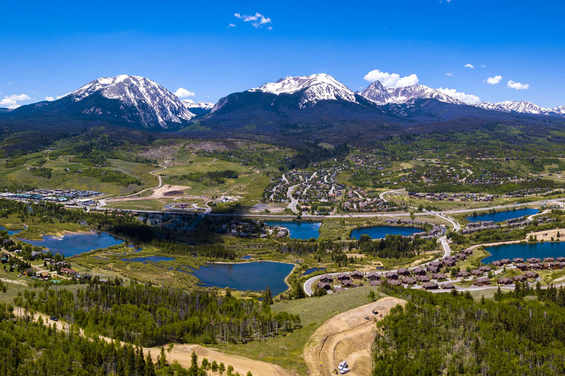 Land for Active at Lot 11 in Angler Mountain Ranch 187 Angler Mountain Ranch Road Silverthorne, Colorado 80498 United States