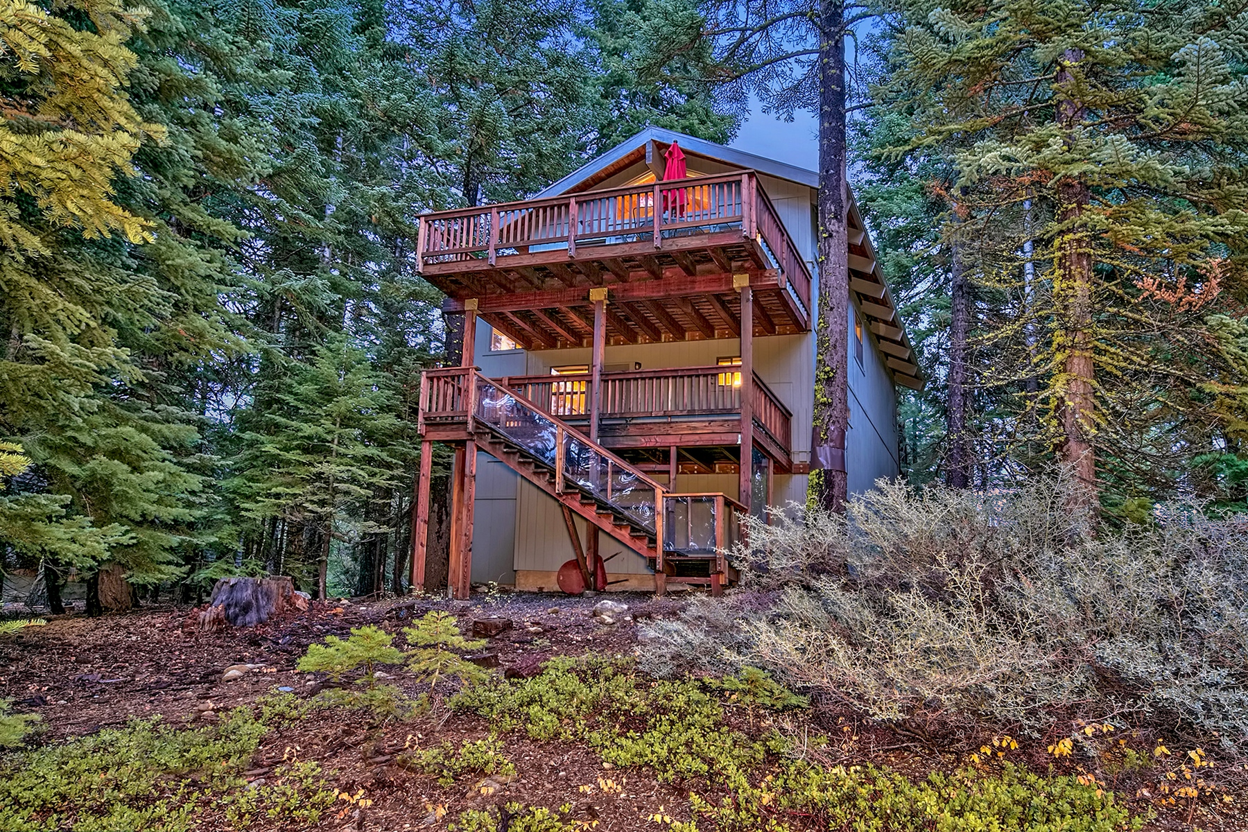 Additional photo for property listing at 740 Pine Ridge Road, Tahoma, CA 740 Pine Ridge Road Tahoma, California 96141 United States
