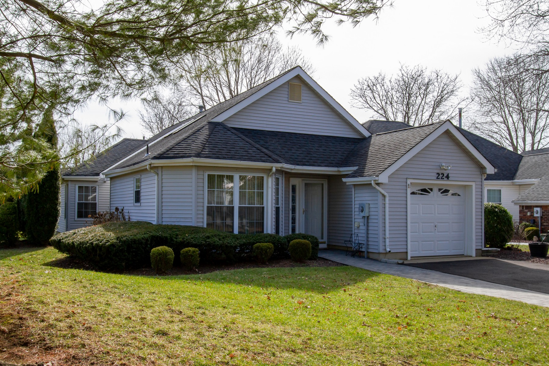 Single Family Homes for Sale at Spacious Ranch on Corner Lot 224 Loganberry Lane Freehold, New Jersey 07728 United States