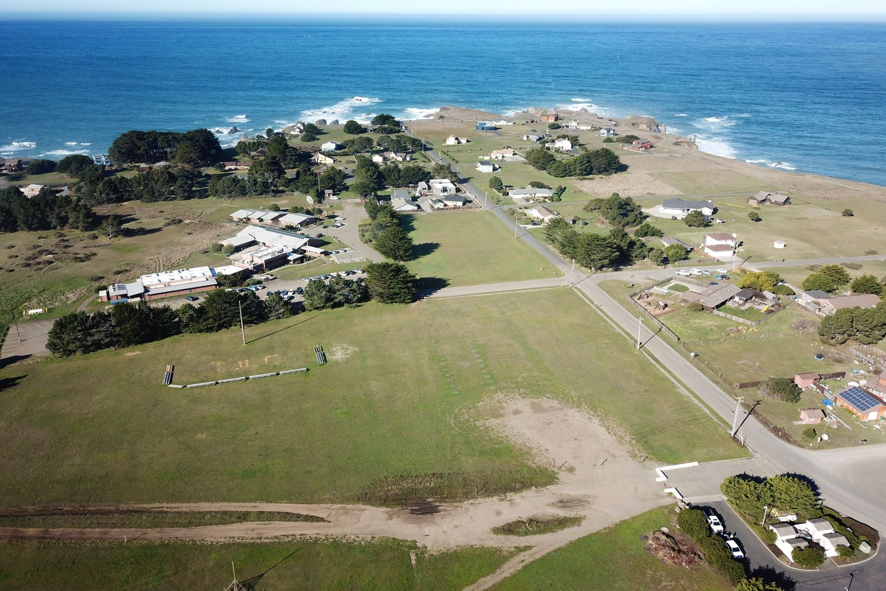 Land for Active at 200 Ocean View Drive 250 Ocean View Drive Fort Bragg, California 95437 United States