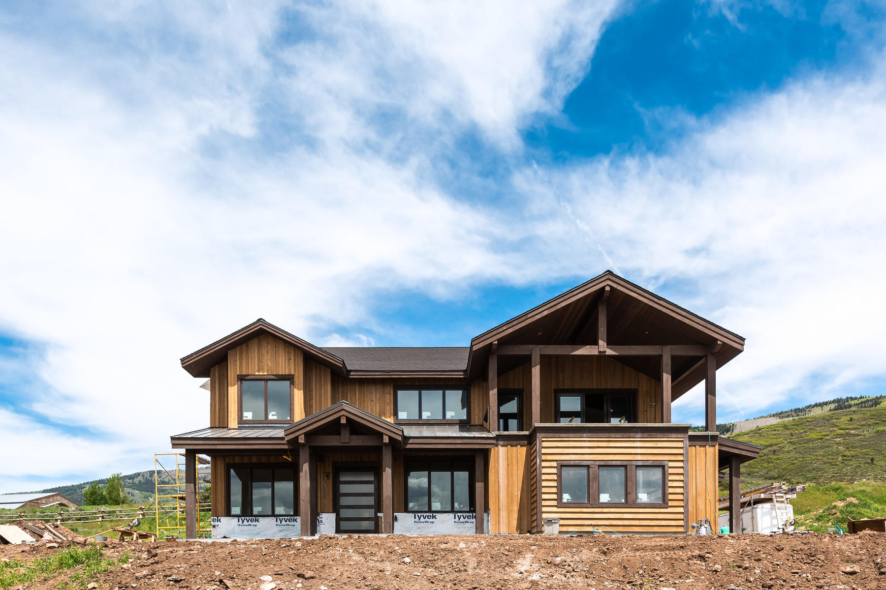 Single Family Homes for Active at New Construction in North Meadows at High Star Ranch 1308 Dovetail Ct Kamas, Utah 84036 United States