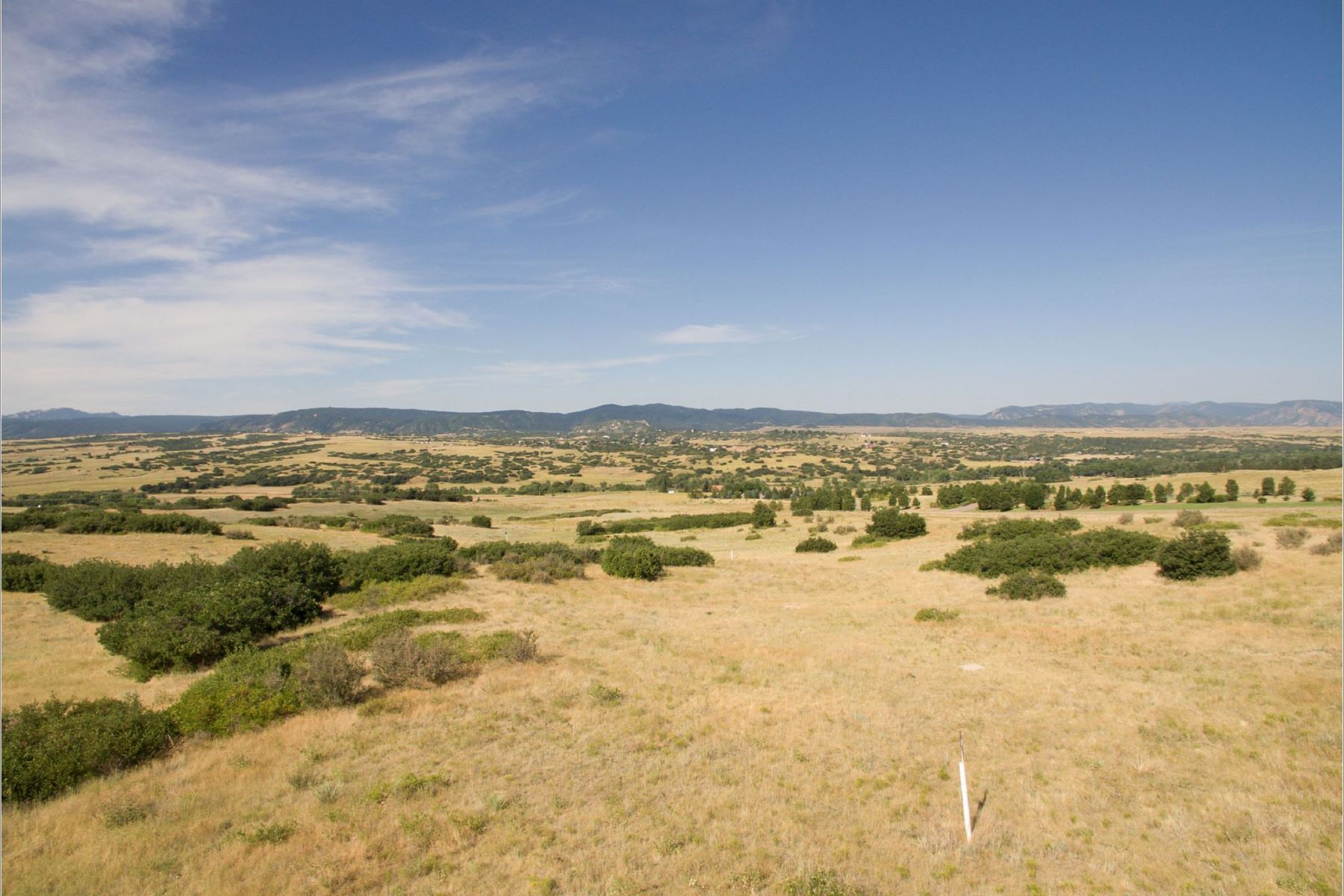 Land for Sale at 5-acre estate homesite offered by Koelbel and Company in The Keep. 3264 Keep Dr Sedalia, Colorado 80135 United States