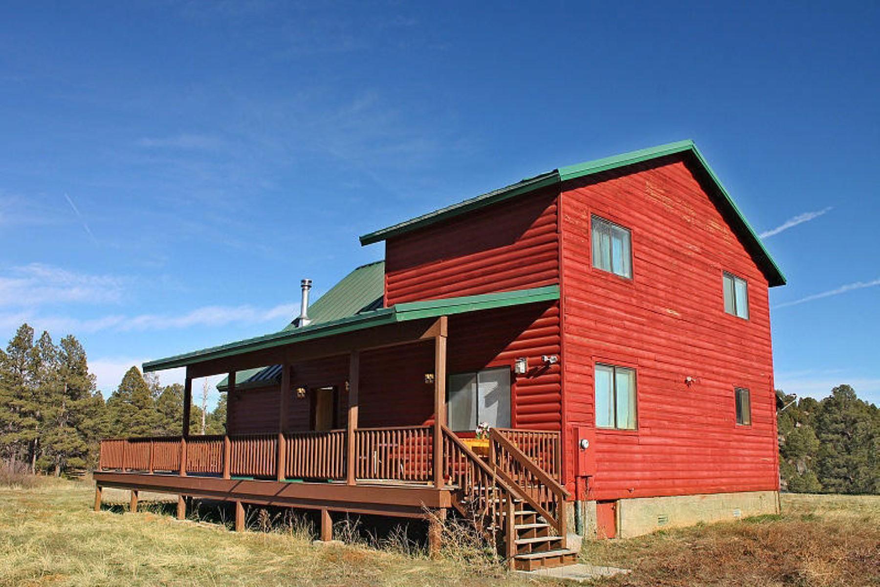 Casa Unifamiliar por un Venta en Family retreat in Heber 2973 Lone Tree Ln Heber, Arizona, 85928 Estados Unidos