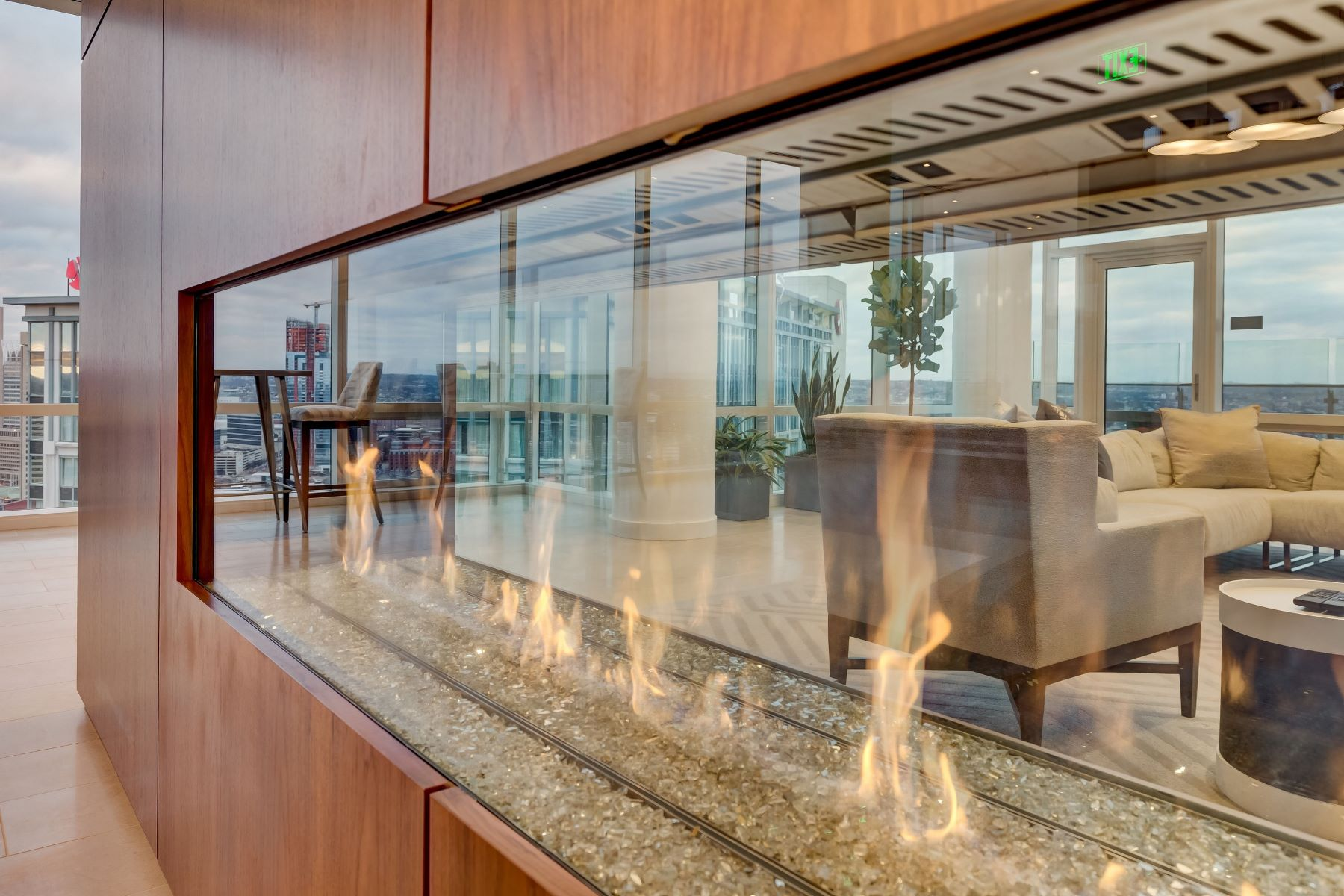 Additional photo for property listing at Four Seasons Residences Baltimore 300 International Drive #2301, Baltimore, 馬里蘭州 21202 美國