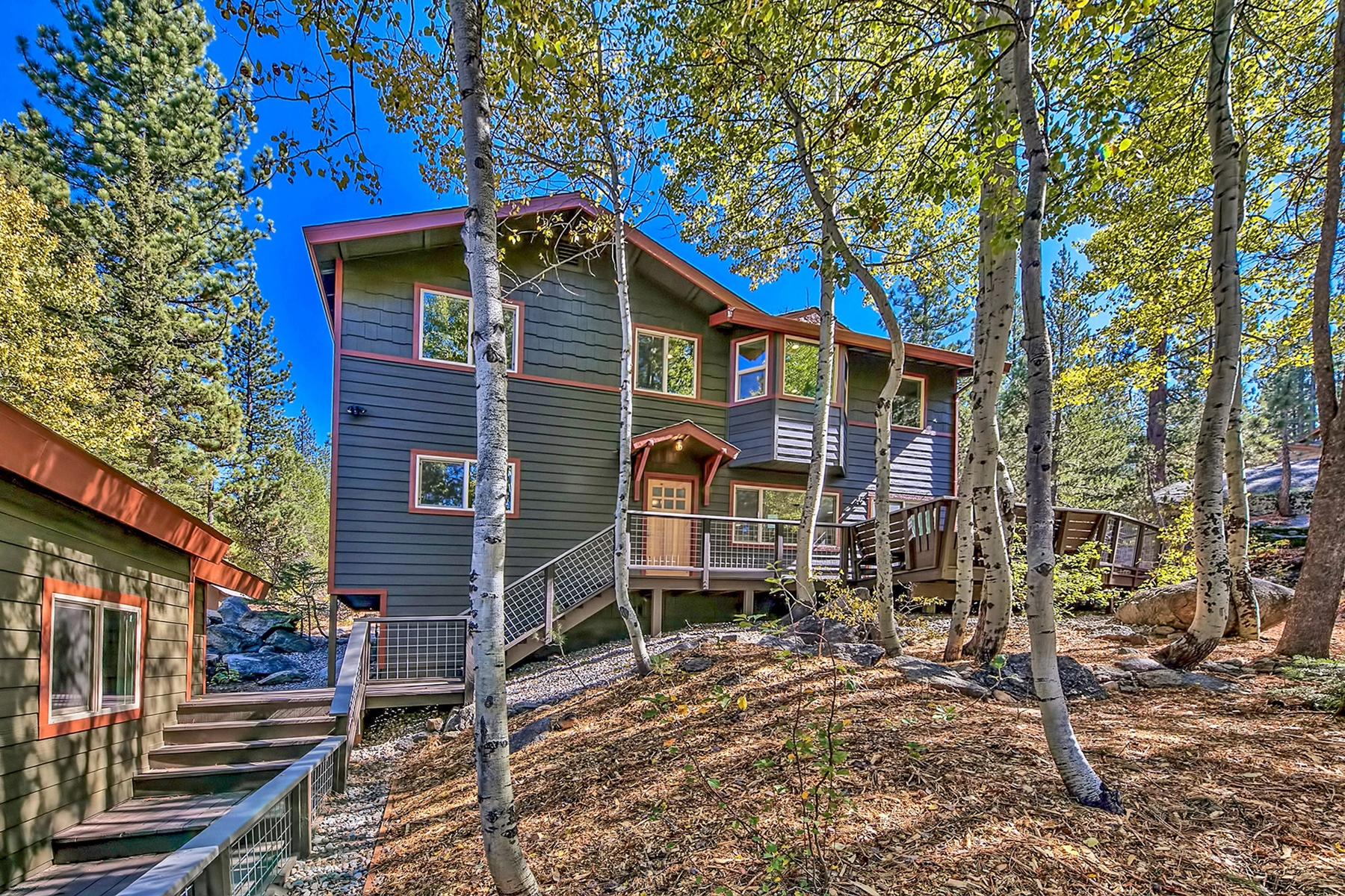 Single Family Home for Active at 2165 Pinewood Drive, South Lake Tahoe, Ca 96150 2165 Pinewood Drive South Lake Tahoe, California 96150 United States
