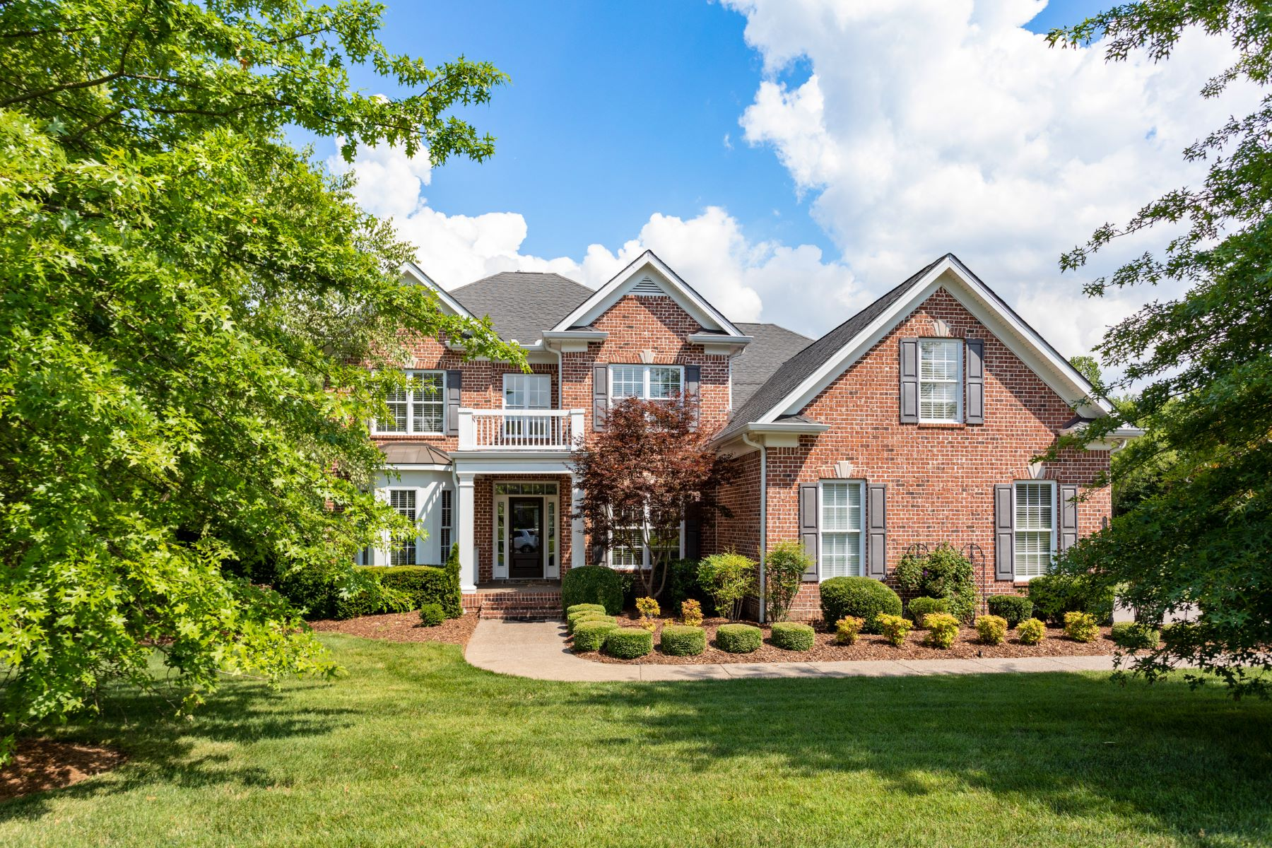 Single Family Homes pour l Vente à Quiet Cul De Sac 1544 Pumpkin Ridge Ct, Nolensville, Tennessee 37135 États-Unis