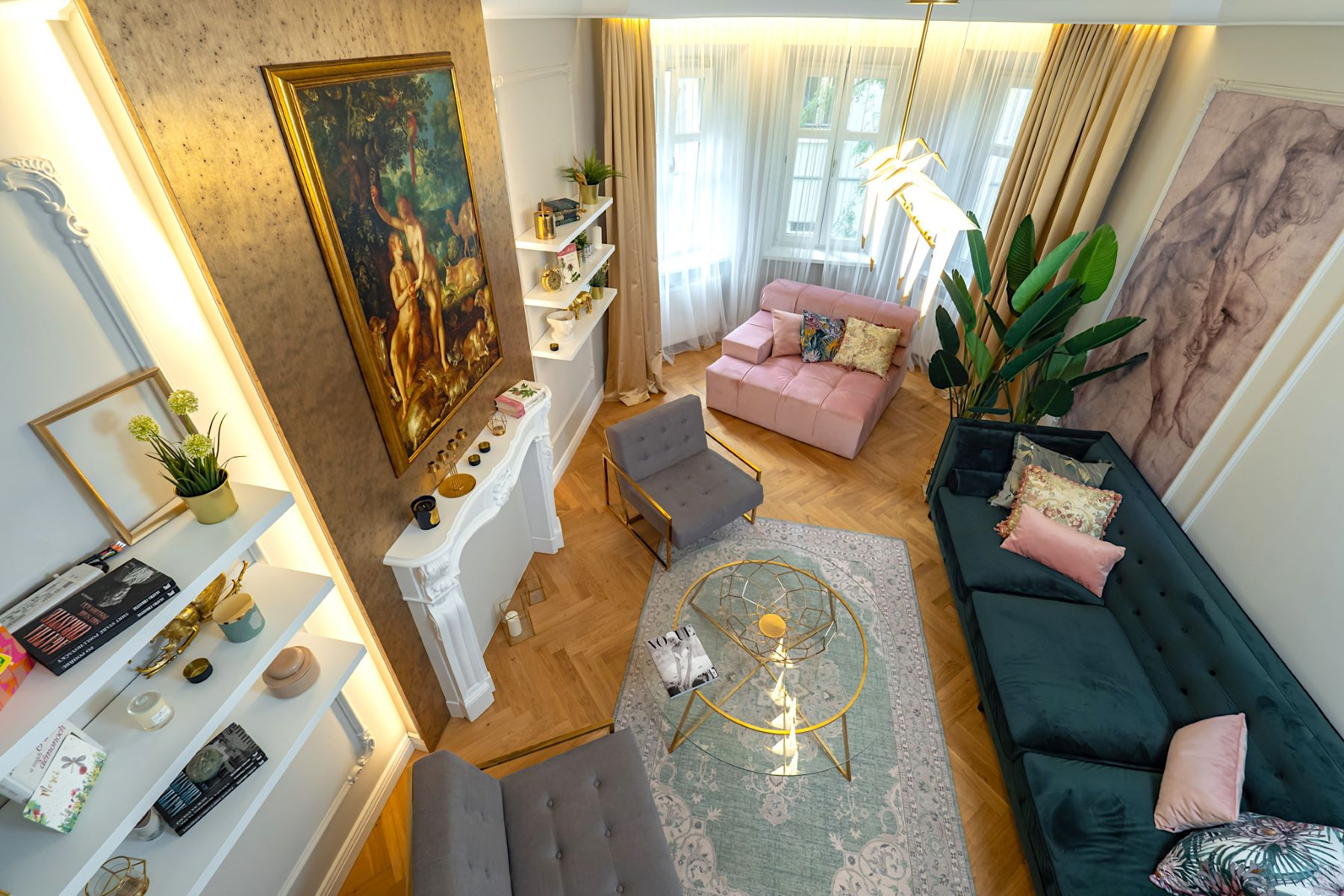 Apartments for Sale at A design apartment in the lucrative location of Bratislava Old Town Other Slovakia, Other Areas In Slovakia Slovakia