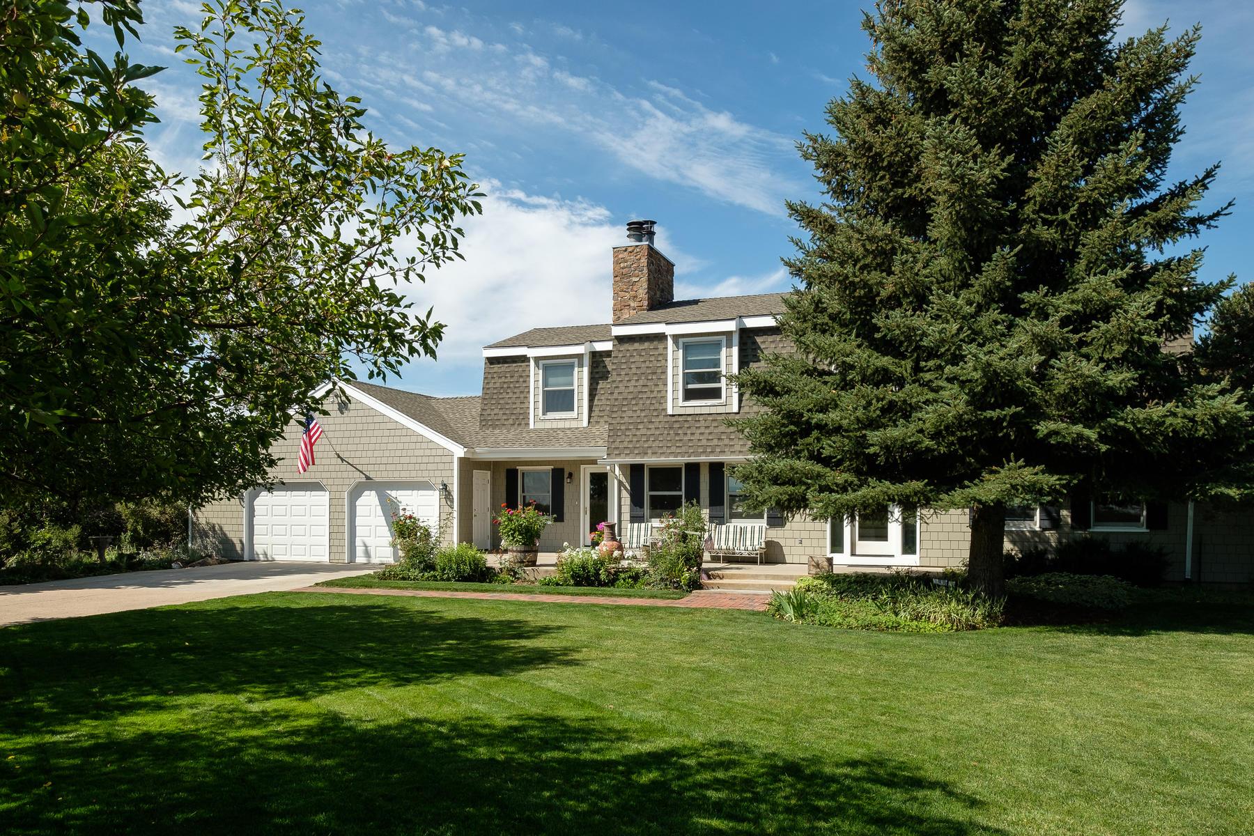 一戸建て のために 売買 アット Oak Court 8420 Oak Court Castle Pines, コロラド, 80108 アメリカ合衆国