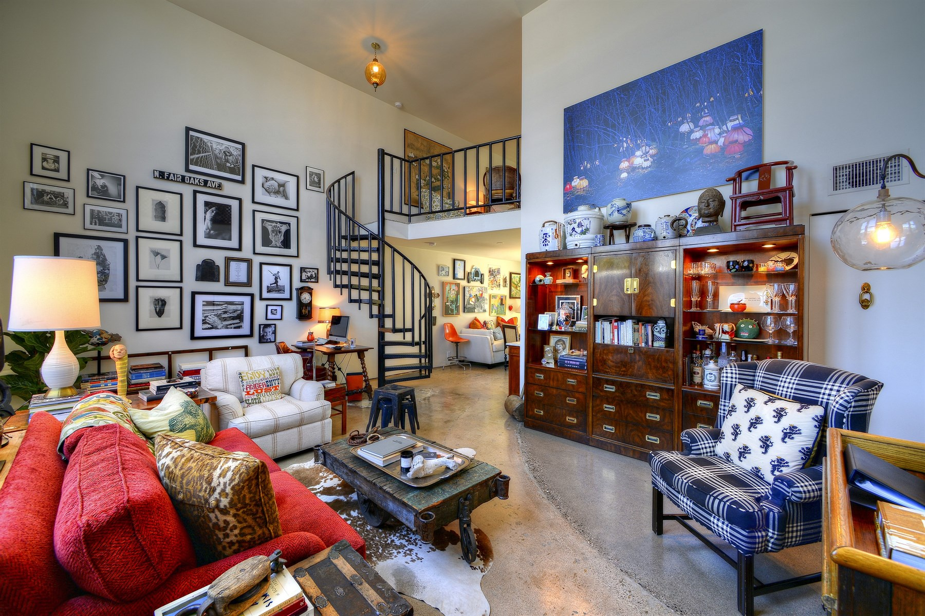 多棟聯建住宅 為 出售 在 Perfect urban loft in the Pierson Place Historic District 385 W PIERSON ST D3 Phoenix, 亞利桑那州, 85013 美國