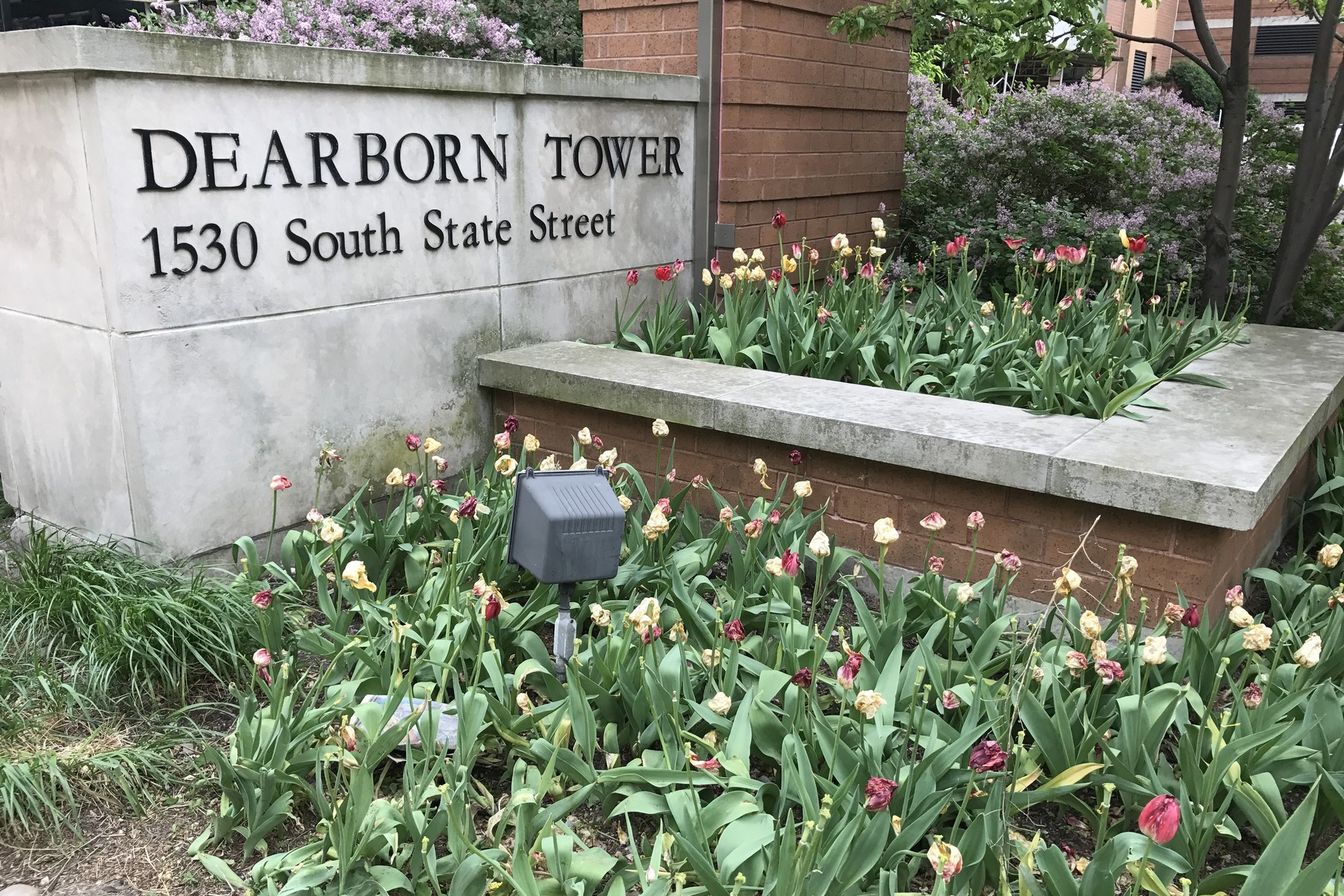 Condominium for Sale at Dearborn Tower 1530 S. State Street, Unit 712 Near South Side, Chicago, Illinois, 60605 United States